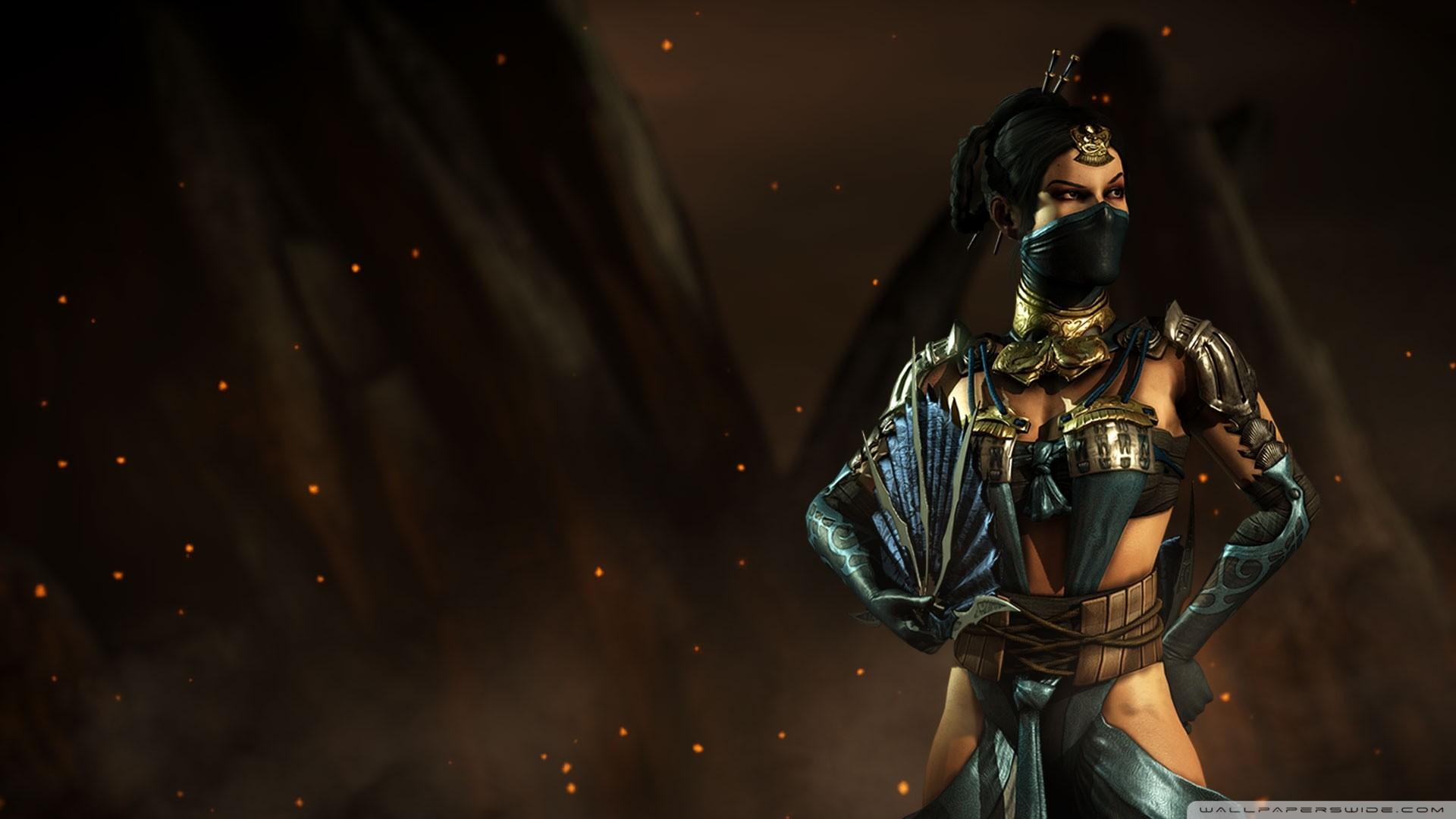 1920x1080 Mortal Kombat X Sub Zero 4K 5K Wallpapers