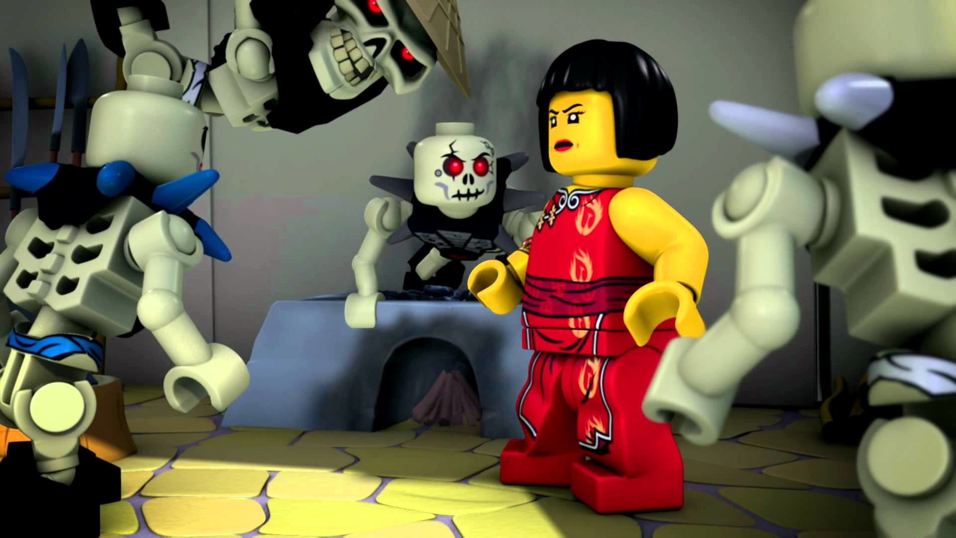 1920x1080 LEGO® Ninjago Mini-Movie #1 - Secrets of the Blacksmith
