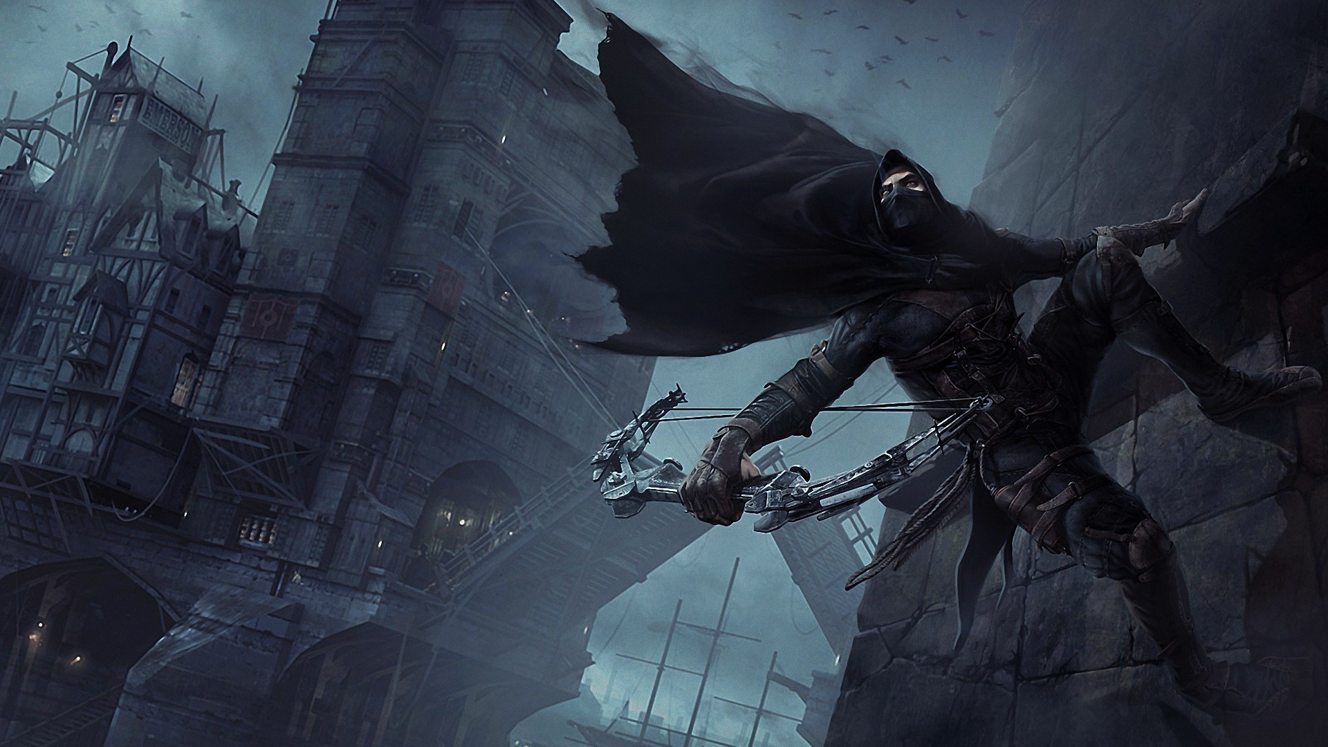 1920x1080 PS4 Runs Thief at a Higher Resolution than Xbox One - Report .