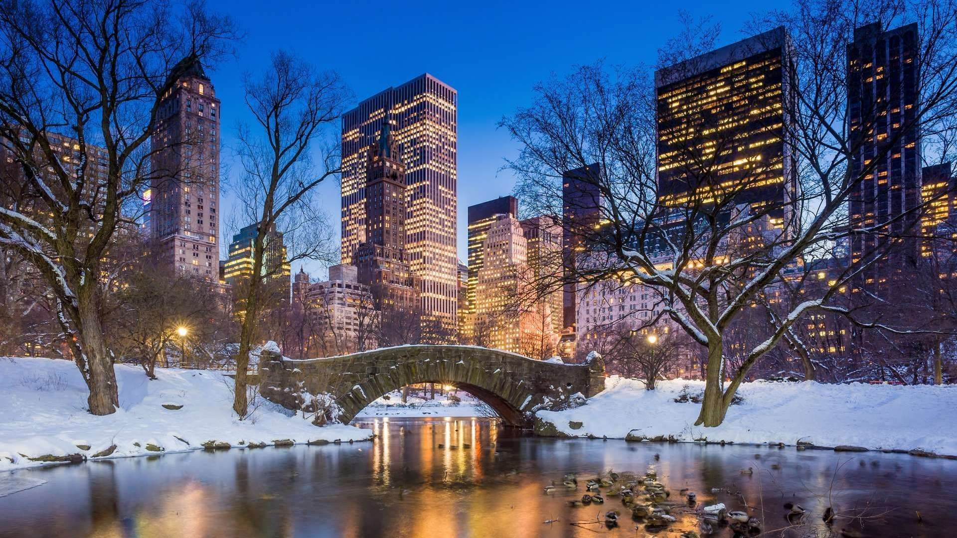 Weihnachtsbilder New York.Winter And Christmas Wallpaper 77 Images