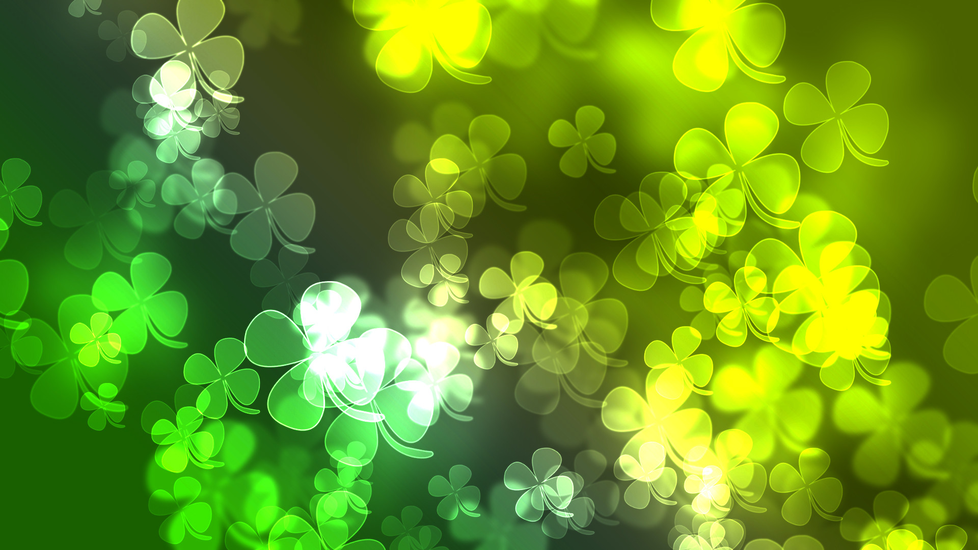 1920x1080 day shamrock bokeh wallpaper by saphira wine customization wallpaper .