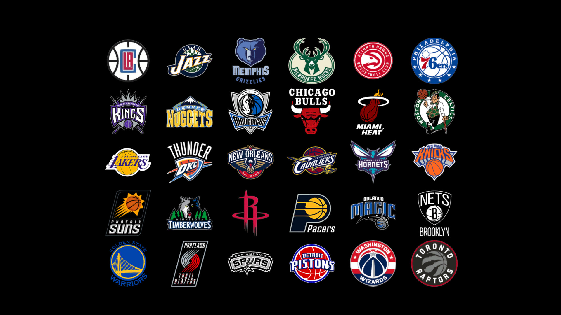 Nba team logos wallpaper 2018 71 images - Nba all teams wallpaper ...