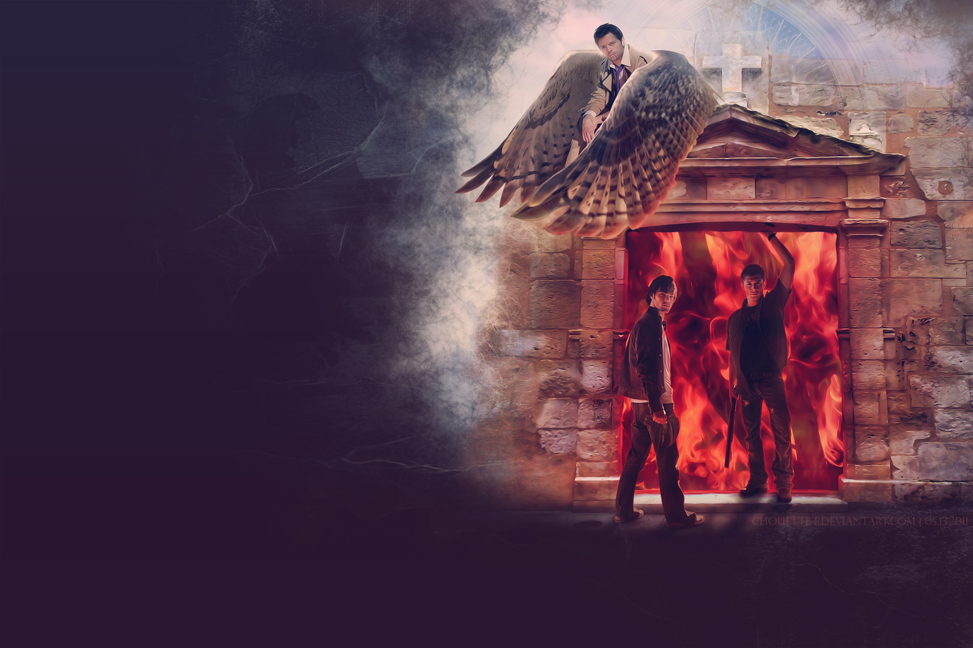 2000x1331 supernatural wallpapers awesome. Â«Â«