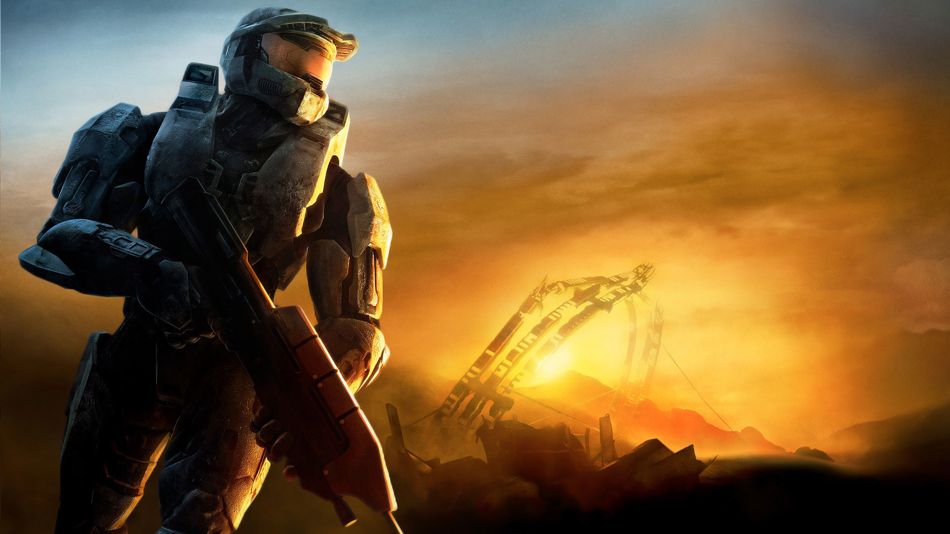 1920x1080 Halo Wallpaper Image Backgrounds 1080p Wallpaper with 1920x1080 .