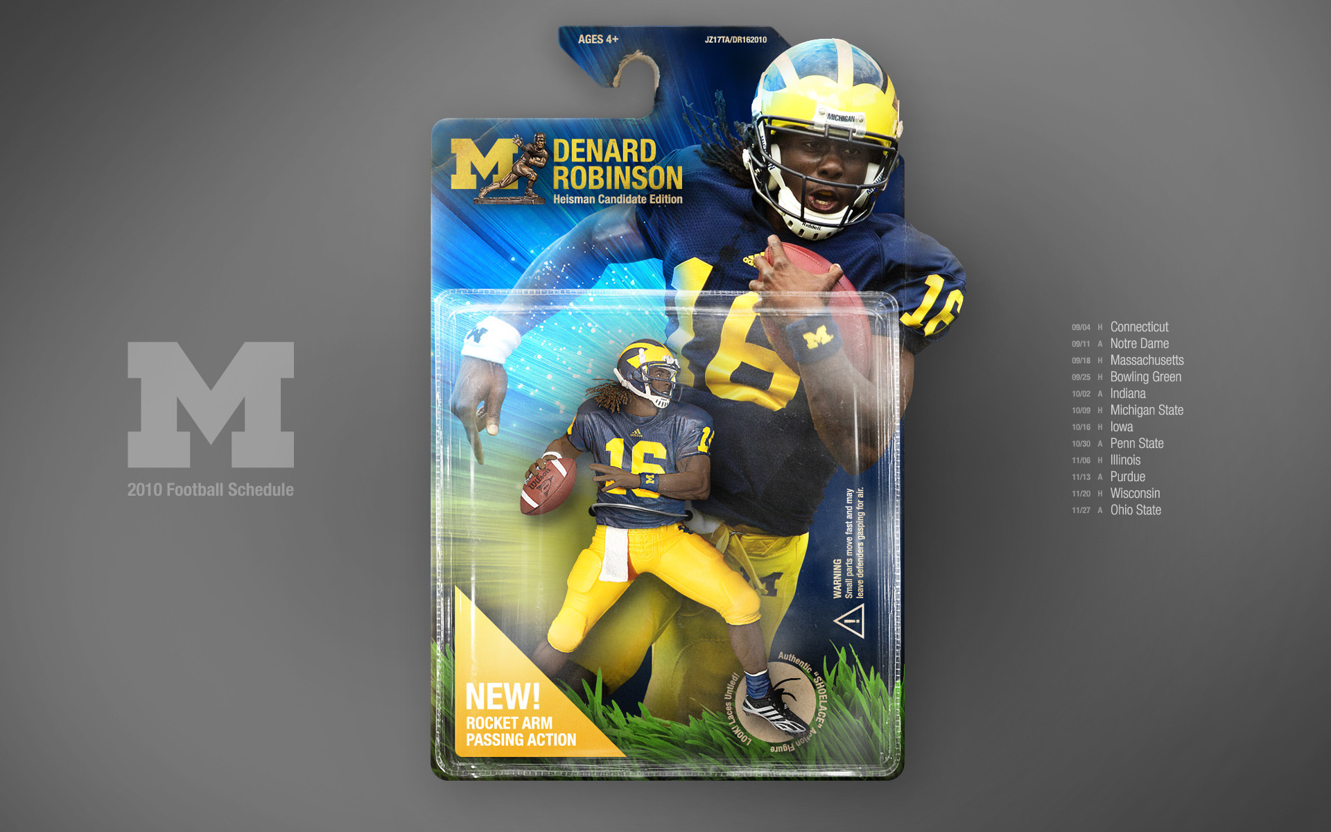 1920x1200 OT: Denard in Plastic?! That is one bad ass action figure!