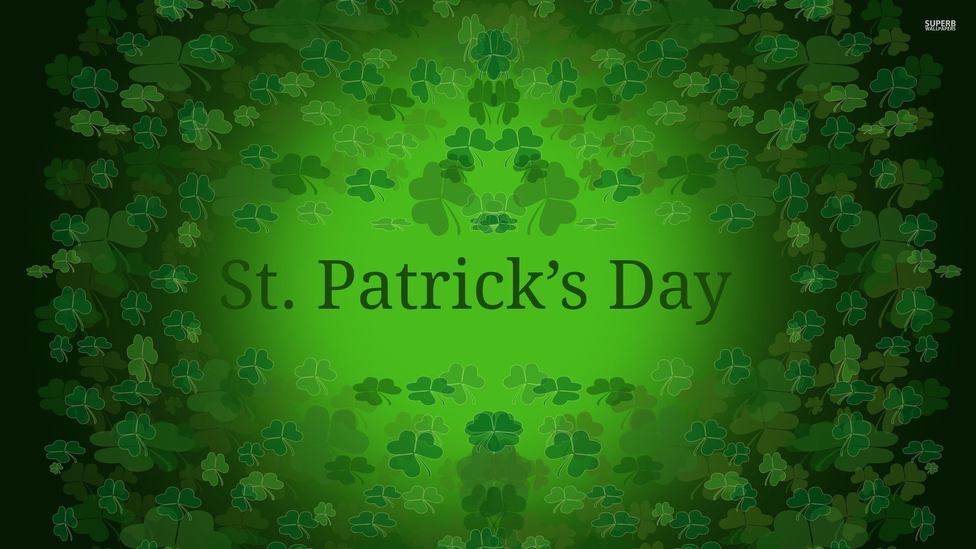 1920x1080 Saint Patrick's Day Wallpaper