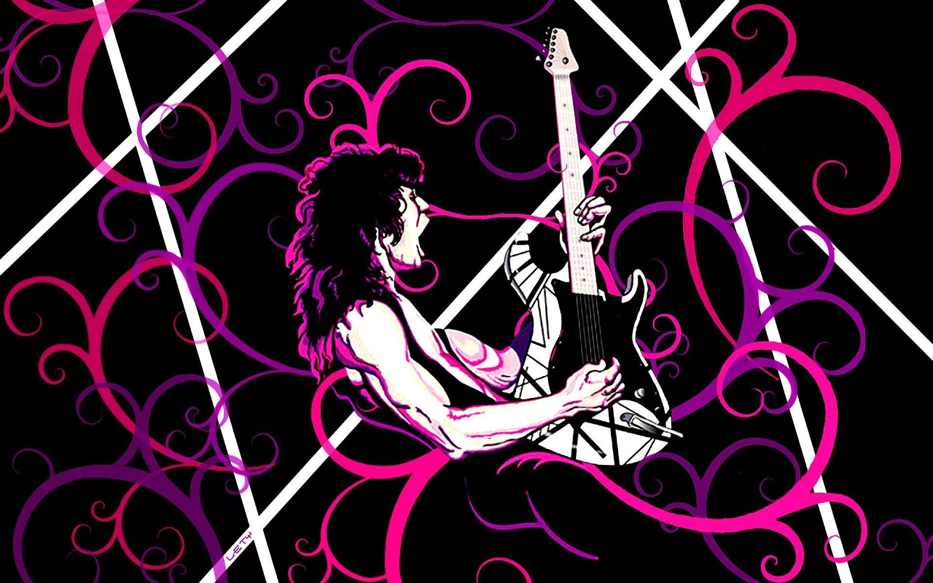 1920x1080 Van Halen Wallpaper