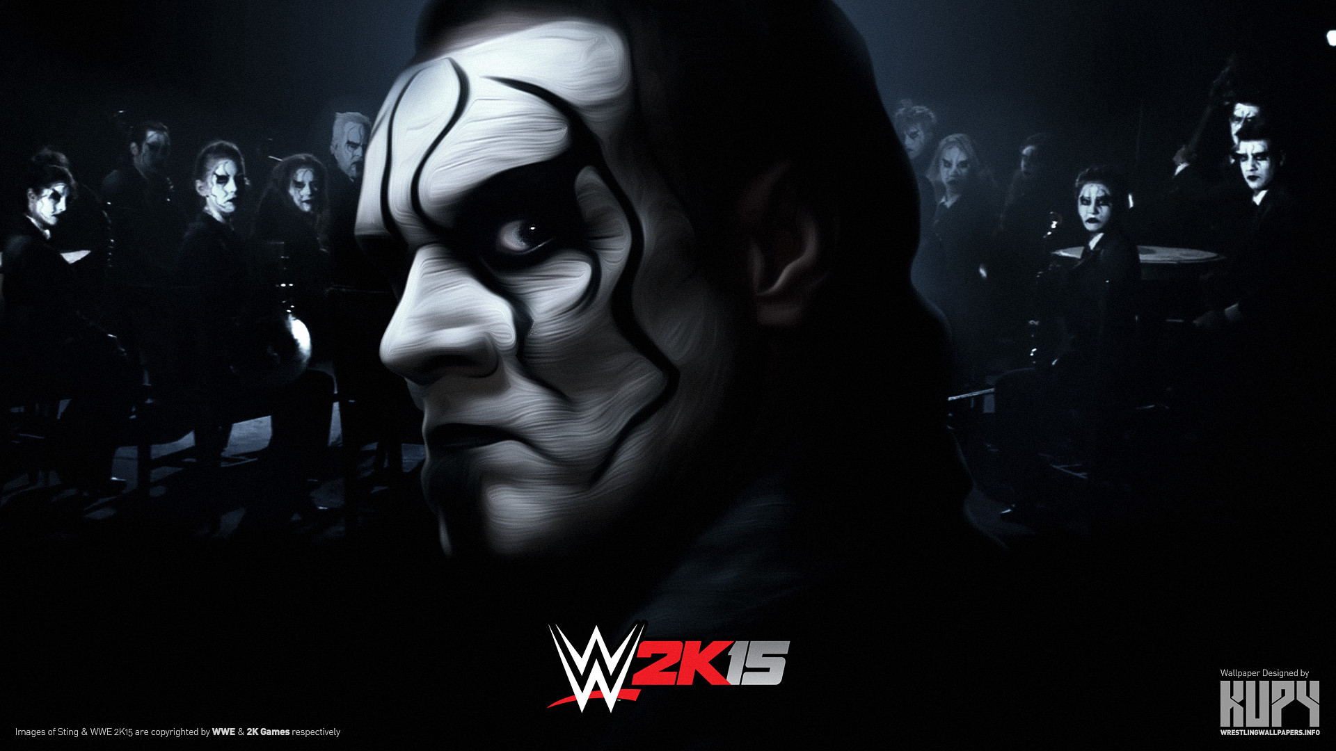 1920x1080 WWE Superstar Sting Latest HD Wallpapers And Photos Collection