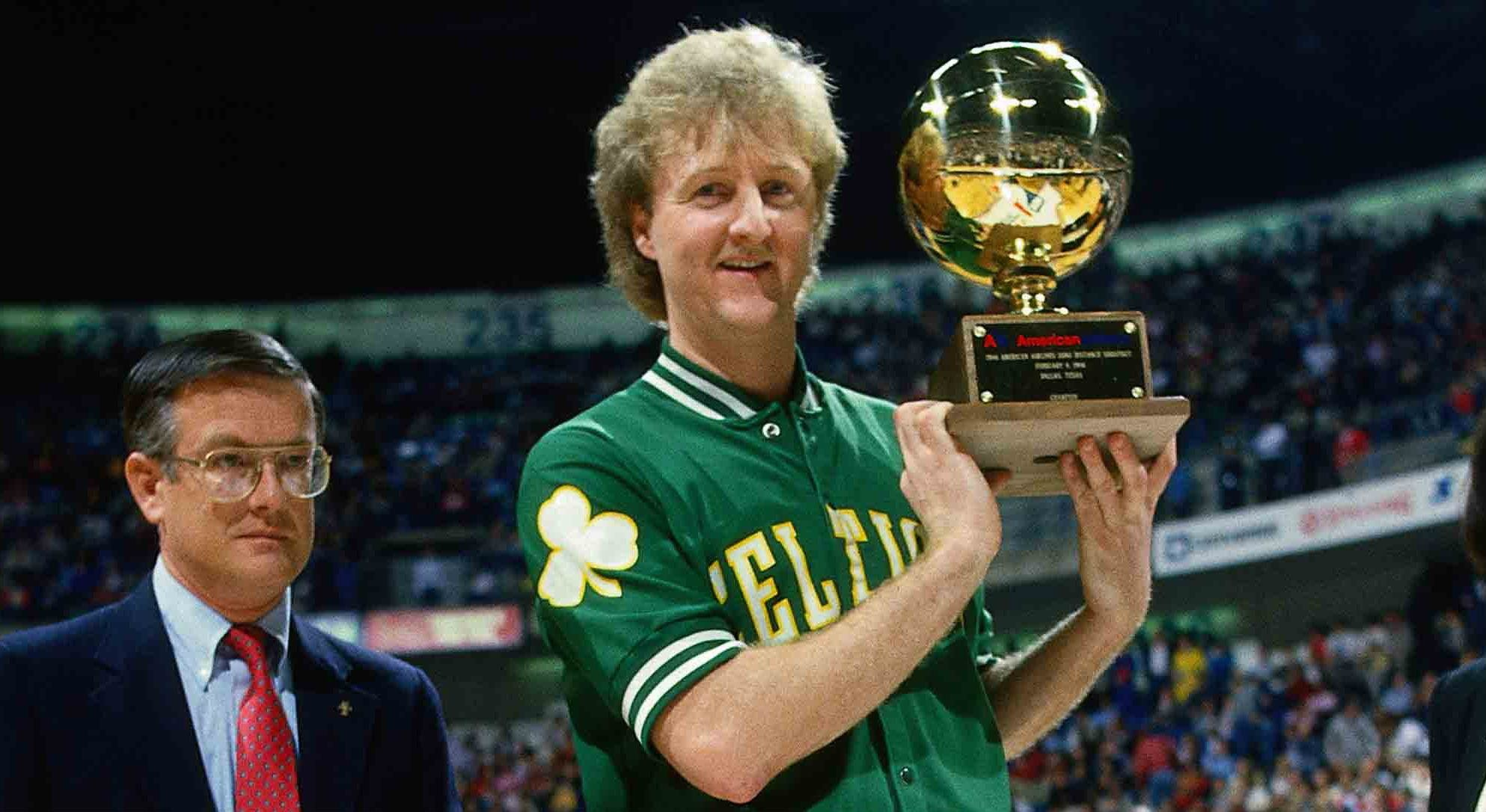 1986x1086 Larry Bird won the Three-Point Contest from 1986-88.