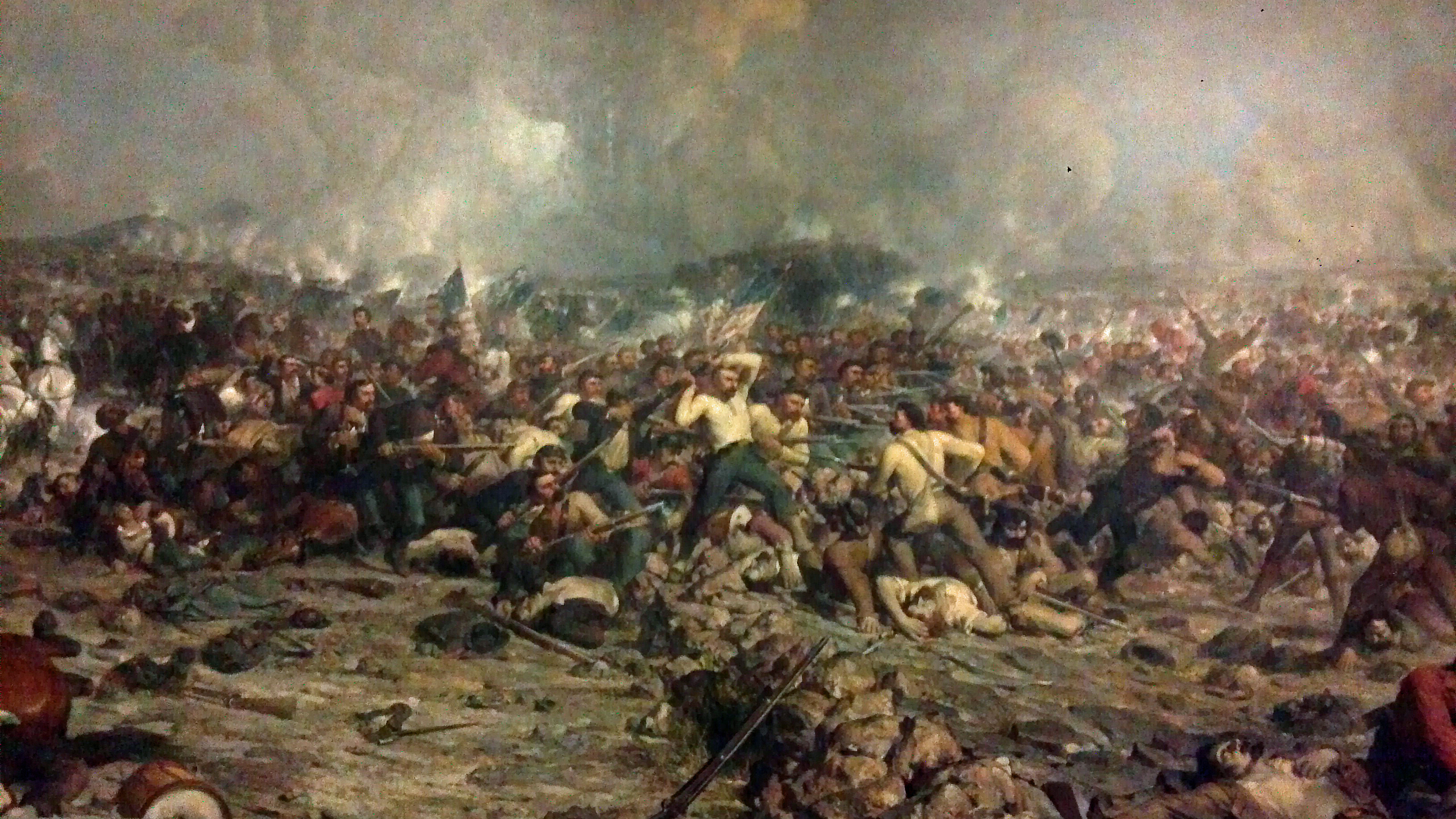 the outcome of the civil war decided at the battle of gettysburg