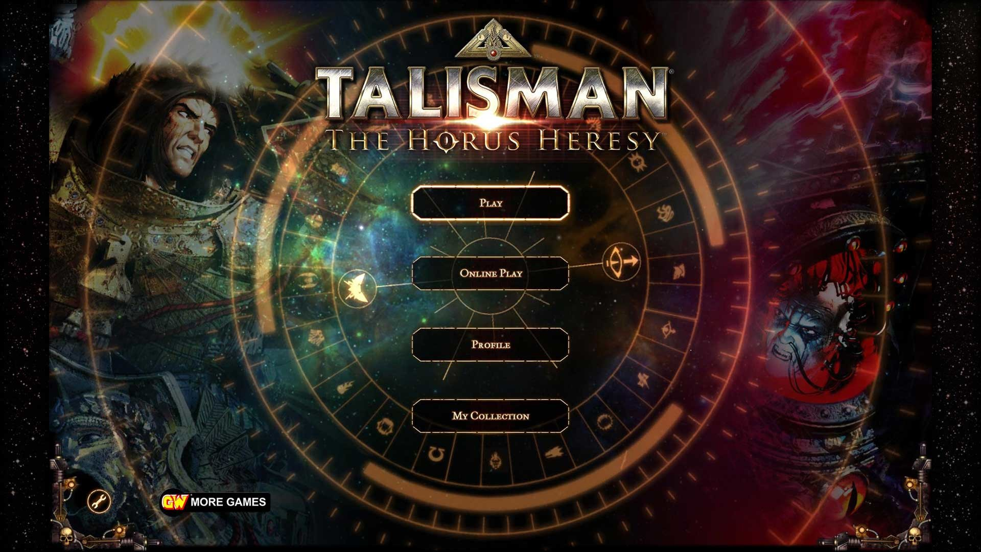 1920x1080 About Talisman: The Horus Heresy