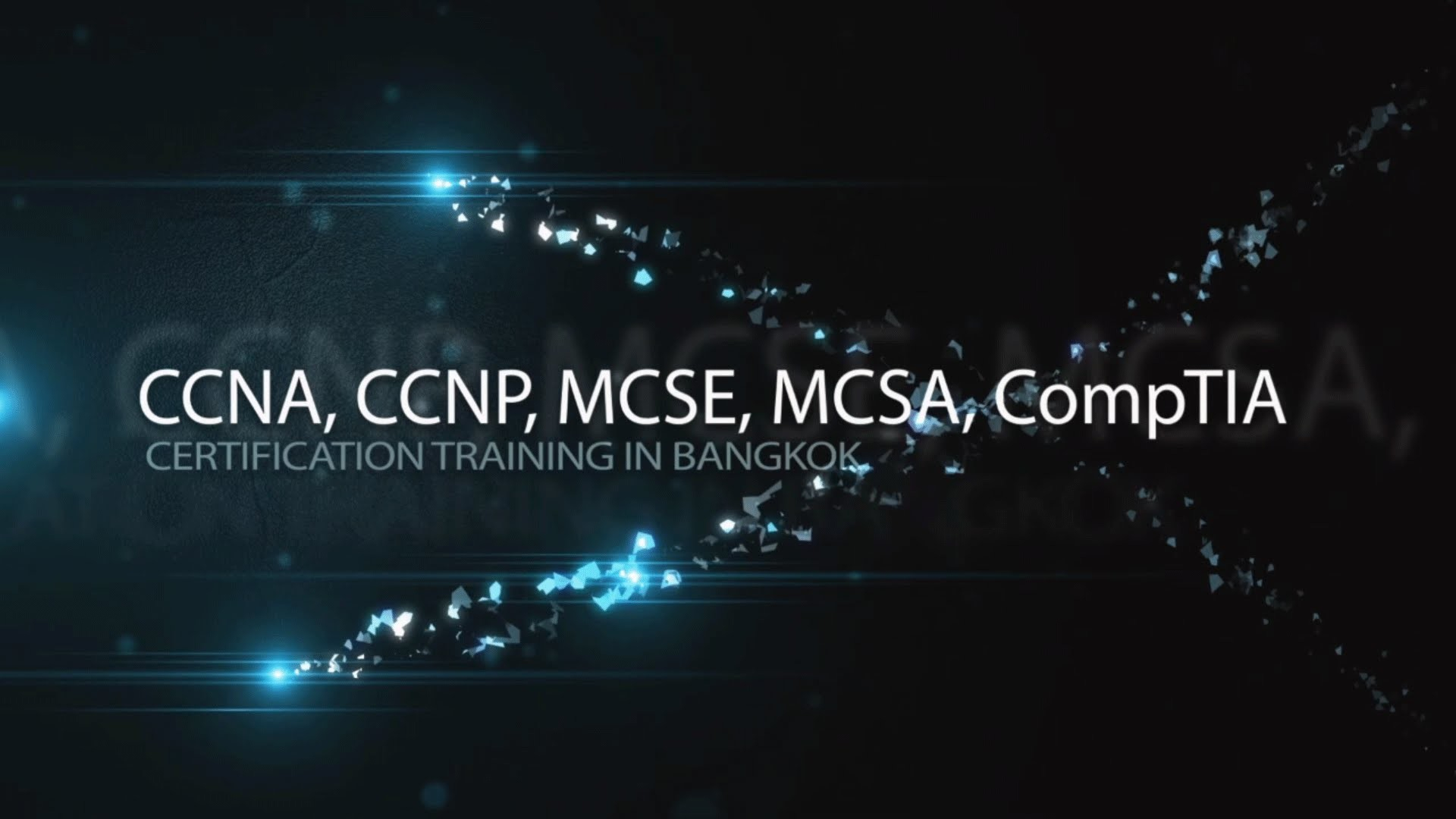 1920x1080 IT Track CCNA Boot Camp Review: Training in Bangkok, Thailand
