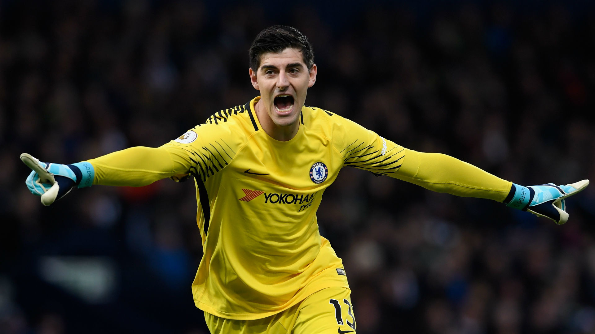 Thibaut Courtois Wallpapers (92+ images)