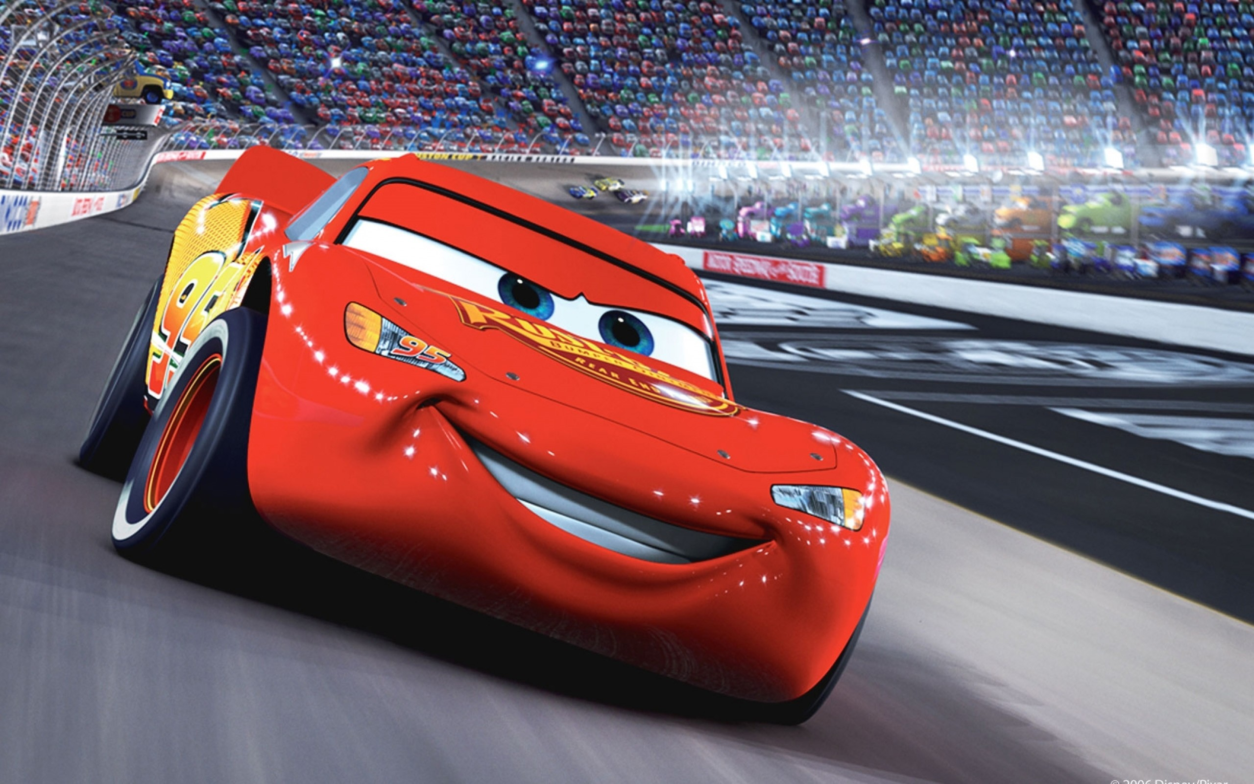2560x1600 disney cars hd free wallpaper