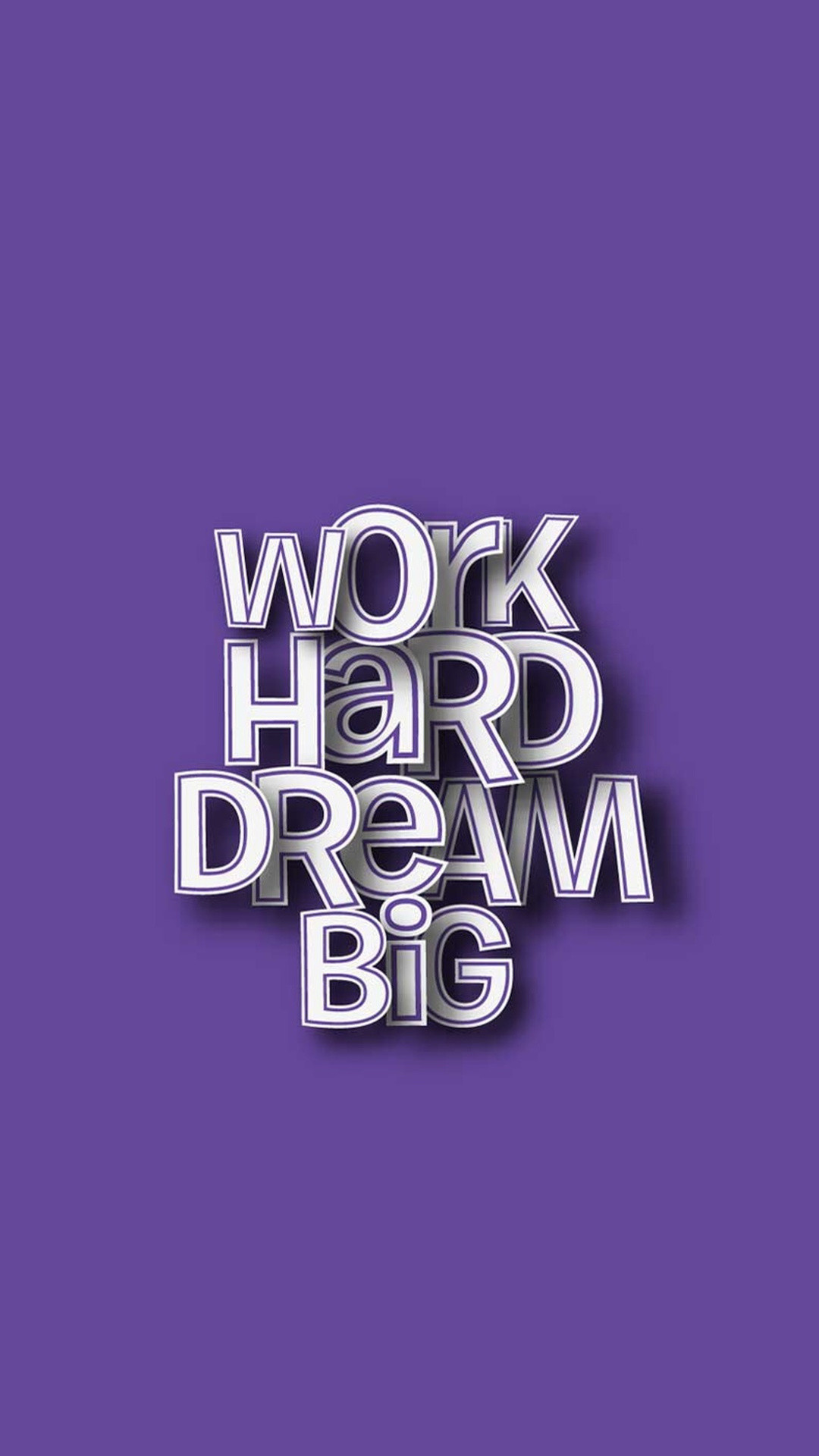 Work Hard Dream Big Wallpaper 80 Images