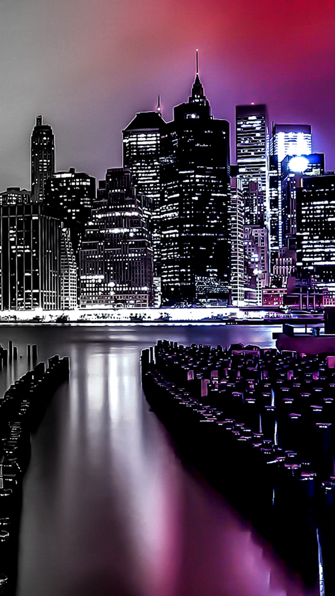 City Lights IPhone Wallpaper (77+ Images