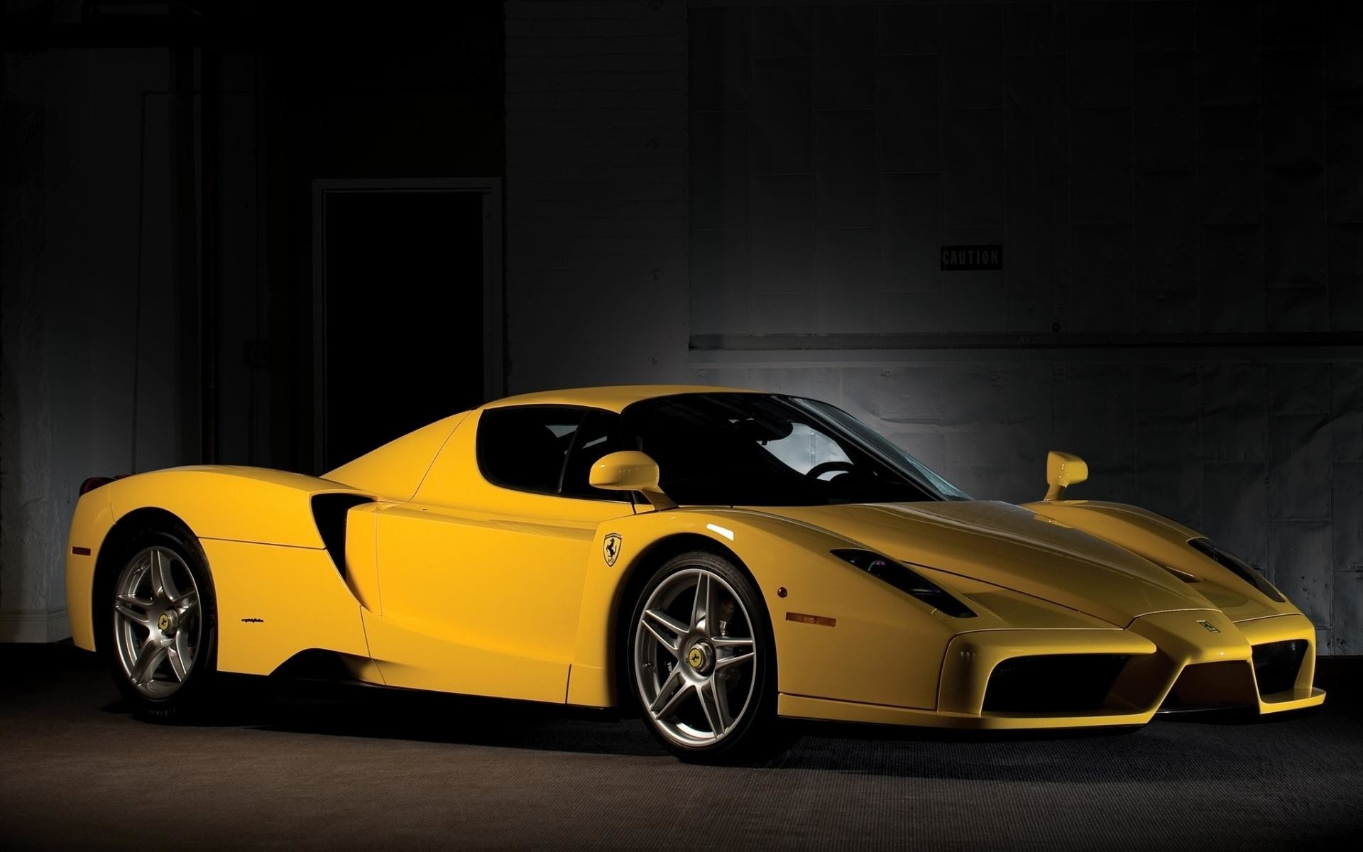 1920x1200 Widescreen Black Ferrari Enzo Wallpapers Ferrari Enzo 1920 × 1200 Wallpapers