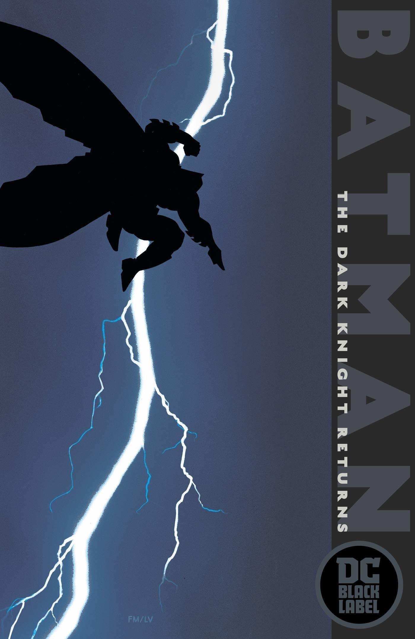 Dark Knight Returns Lightning Wallpaper 67 Images