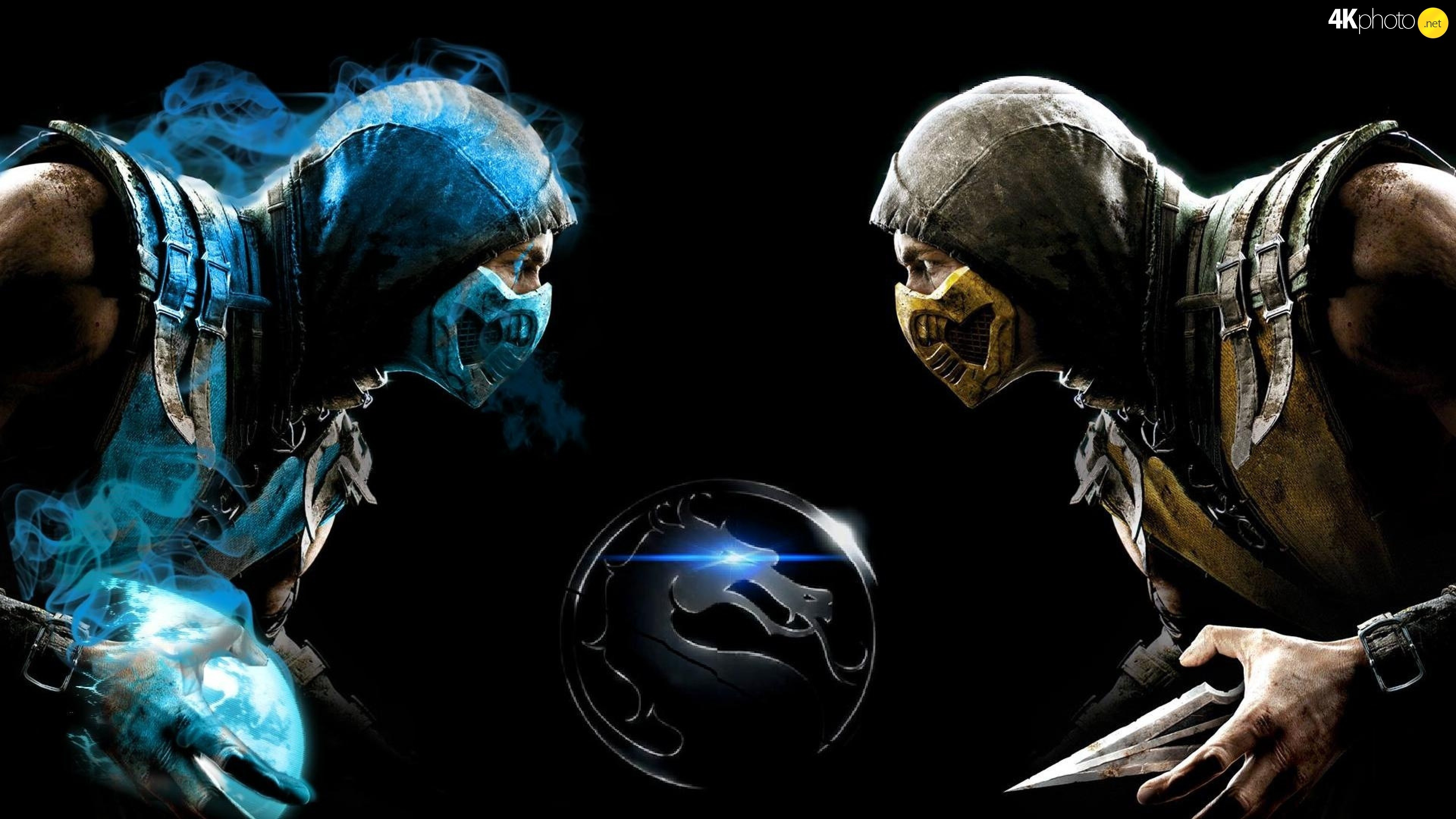 Mortal Kombat X Scorpion Wallpaper 74 Images