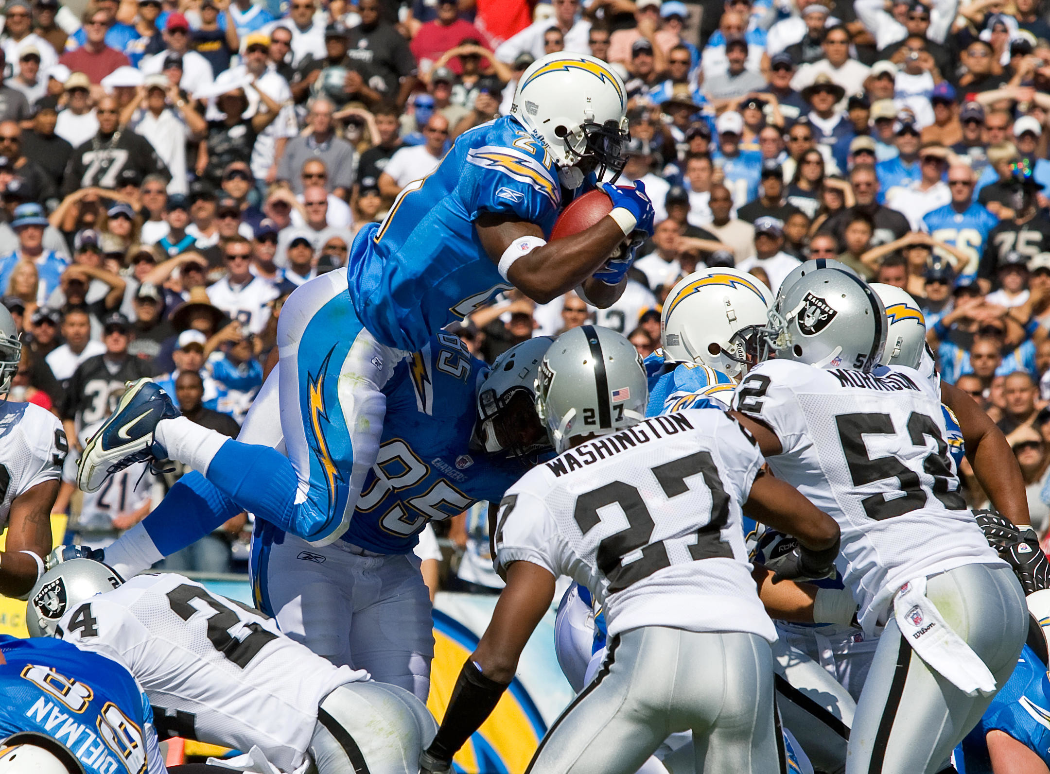 2160x1593 The Nominees for Top LaDainian Tomlinson Photo are... | Los Angeles Chargers