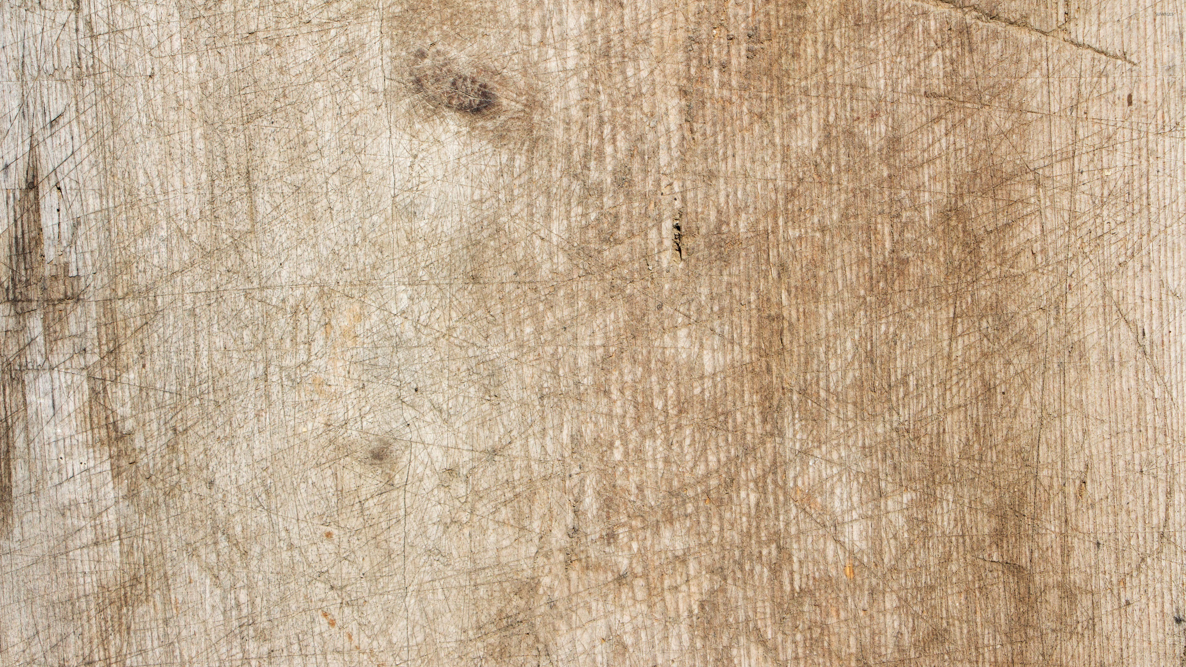 3840x2160 Scratches on old wood wallpaper
