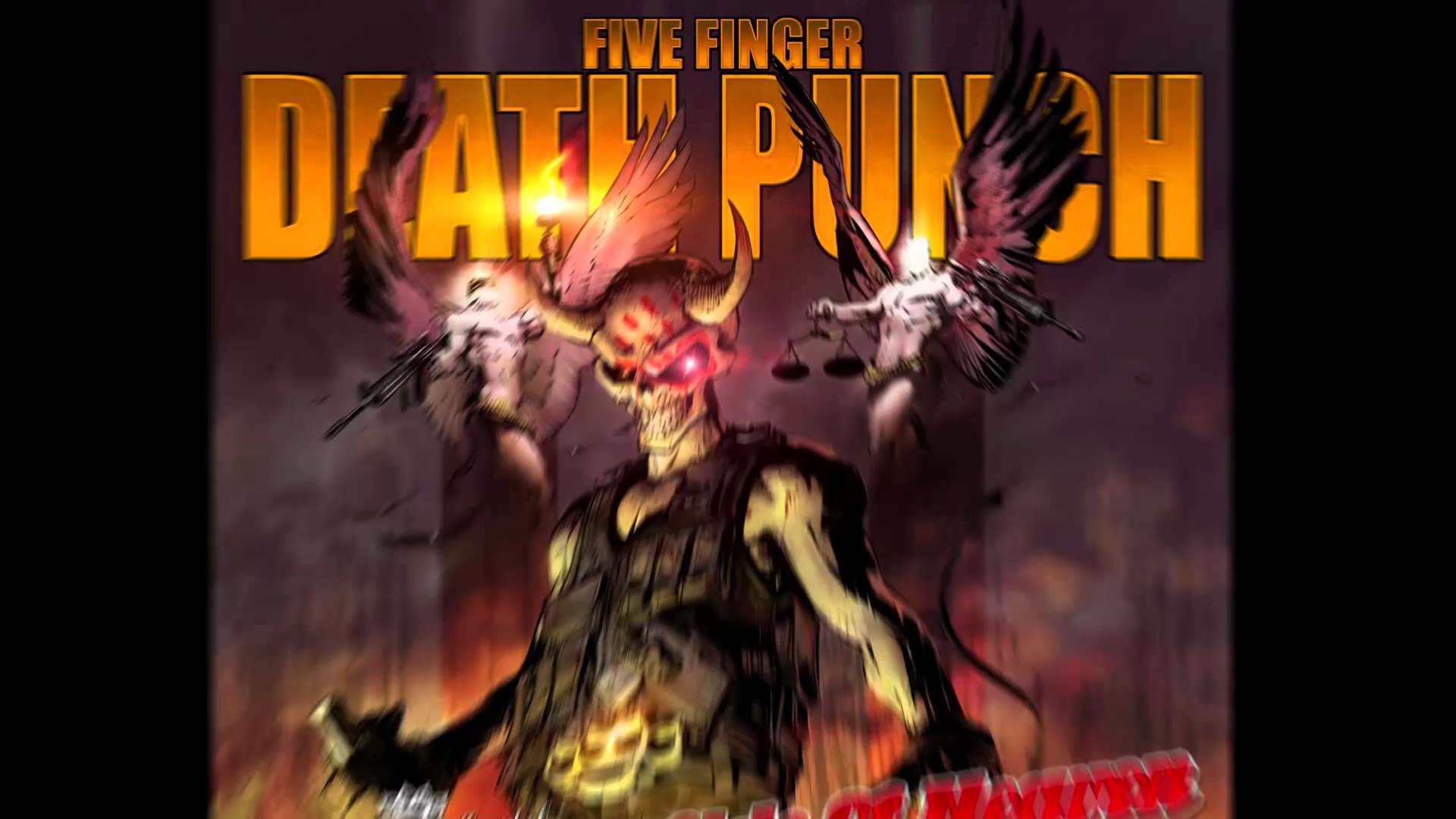 "1920x1080 Five Finger Death Punch - ""Wrong Side of Heaven"" Track by Track - Webisode  Five - YouTube"