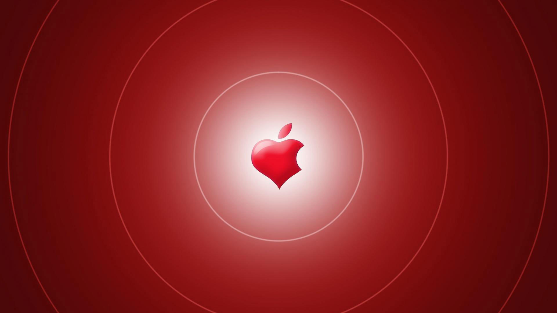 1920x1080 hd pics photos cute love heart apple logo attractive hd quality desktop background  wallpaper