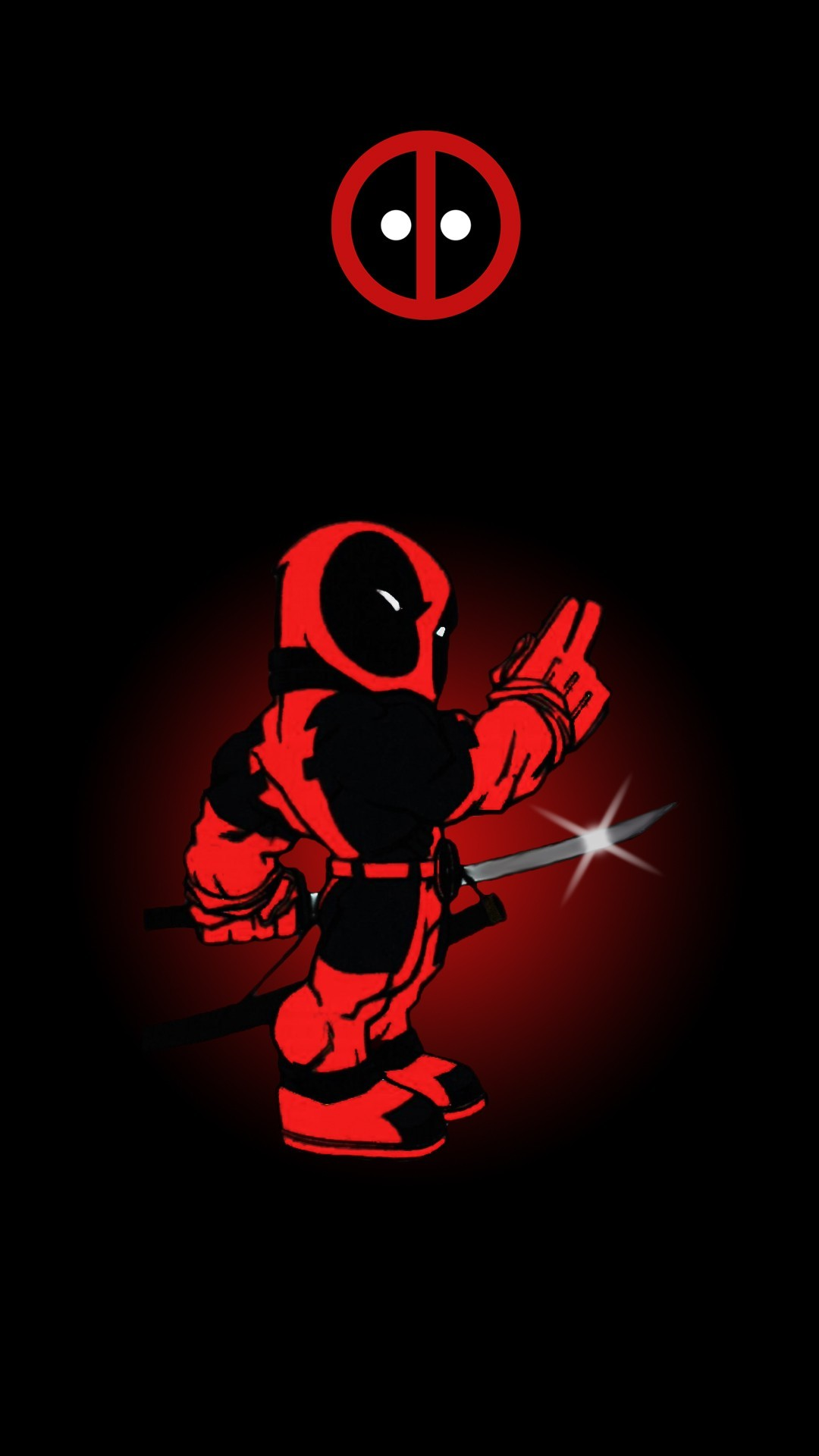 1080x1920  Deadpool Wallpaper 1080p Mobile by D-eject on DeviantArt