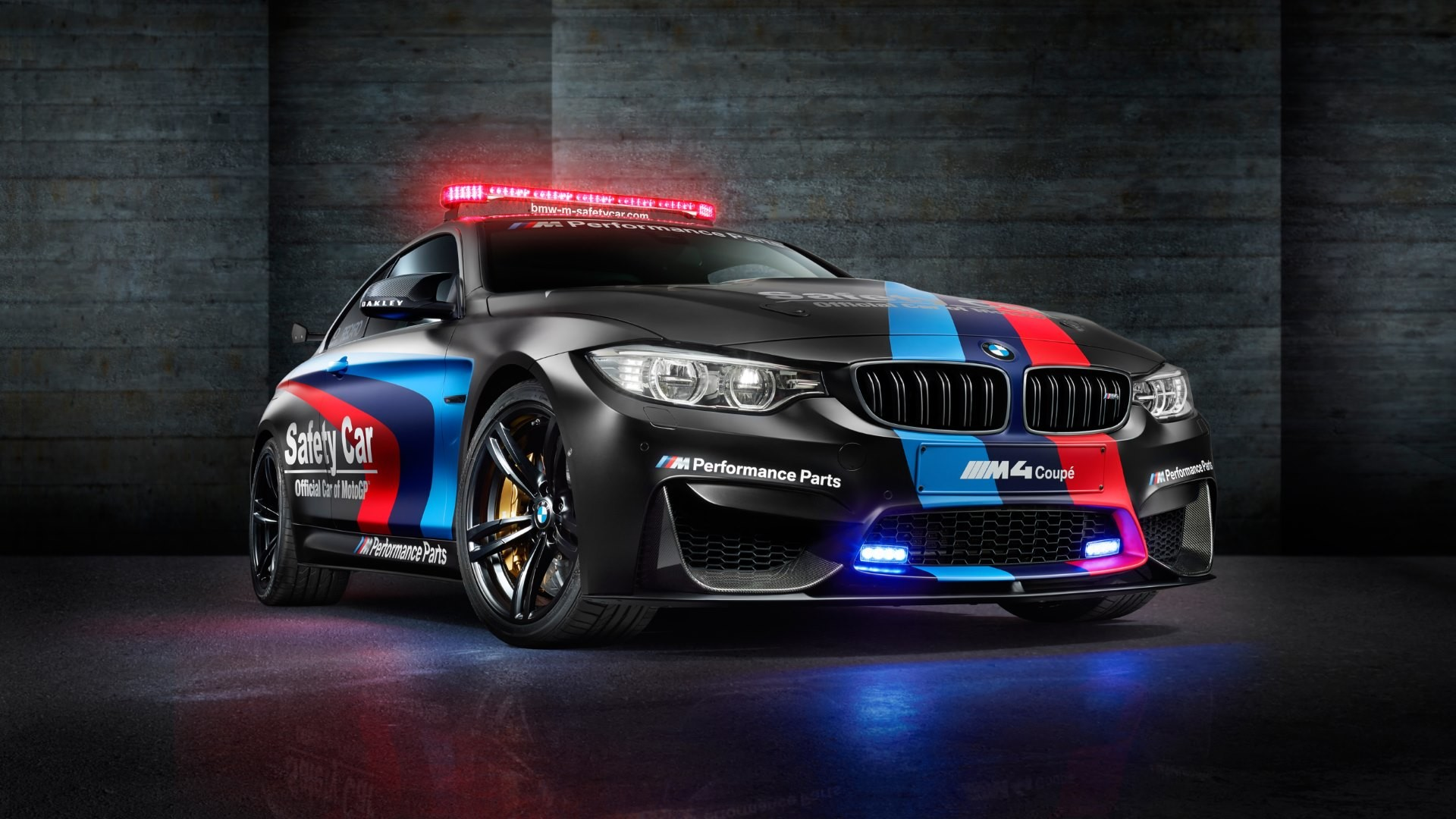 1920x1080 BMW M - Official Car of MotoGP HD Wallpapers. 4K Wallpapers