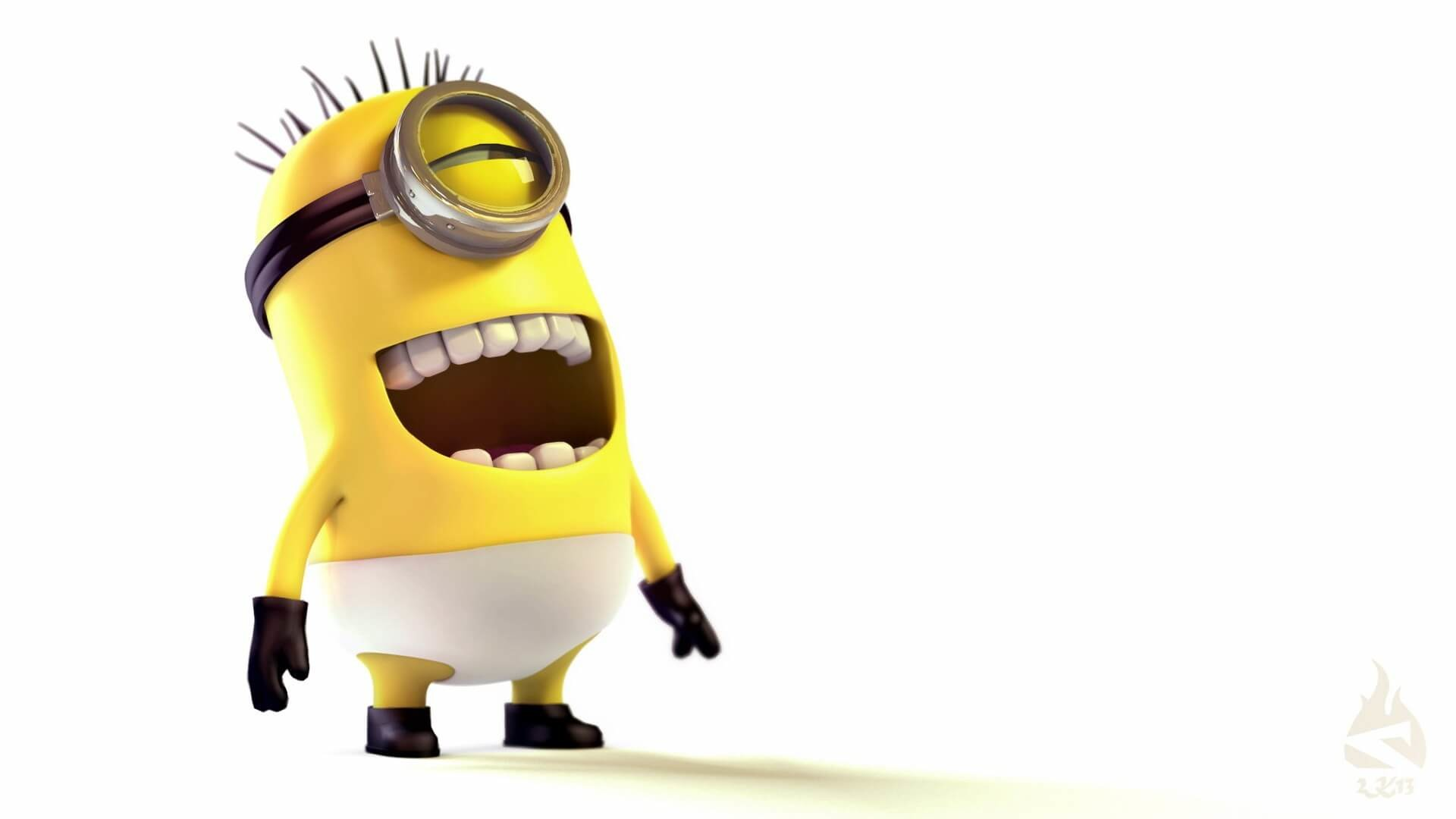 1920x1080 Minions Wallpapers for iPad