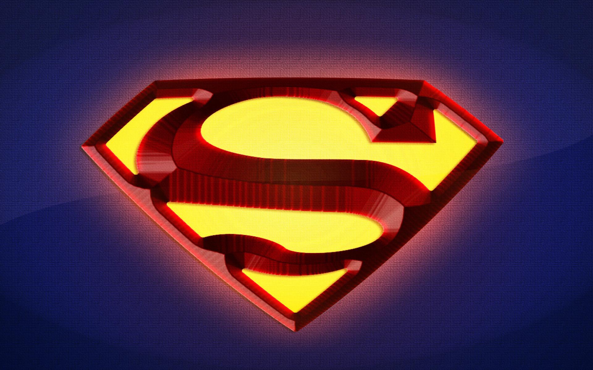 1920x1200 Dc Comics Superman Logo Wallpaper