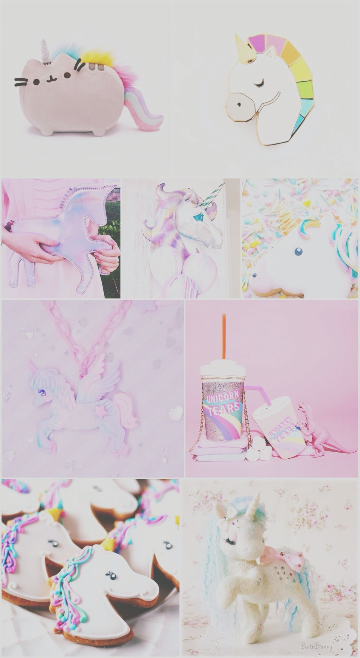 Pink Unicorn Wallpaper 54 Images