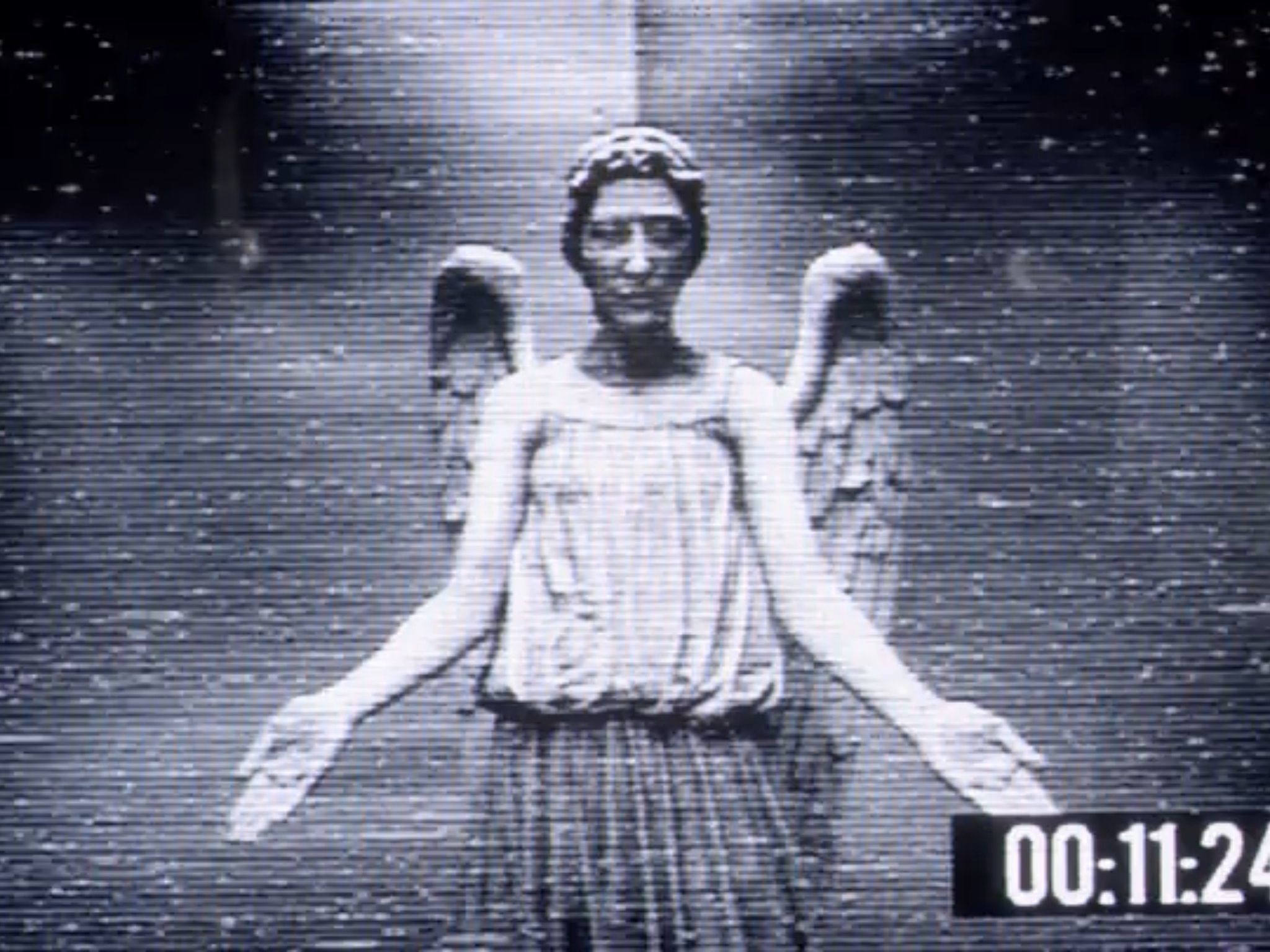 2048x1536 Doctor Who - Weeping Angel Wallpaper 3