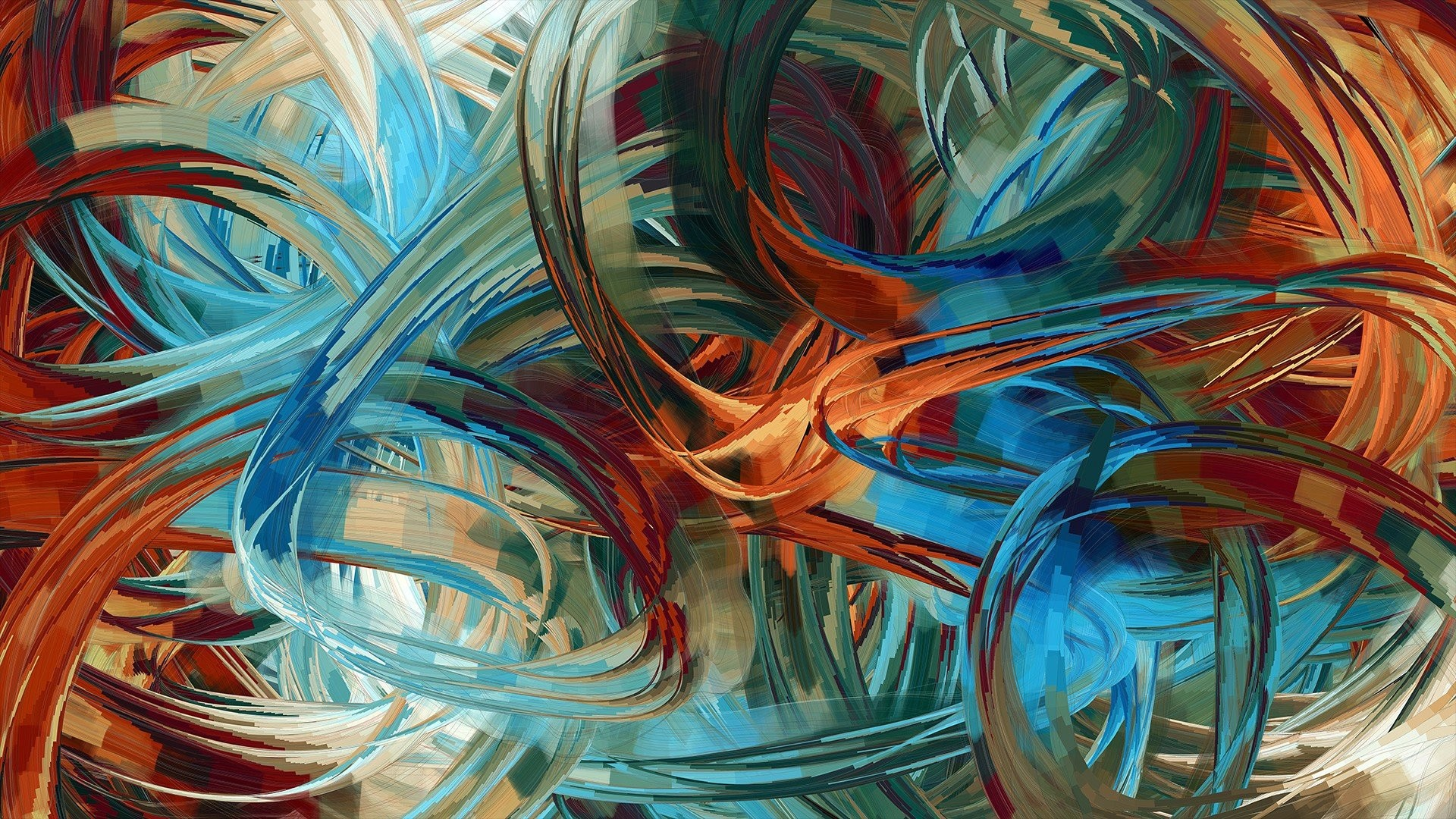 Abstract Painting Wallpaper: Famous Art Desktop Wallpaper (62+ Images