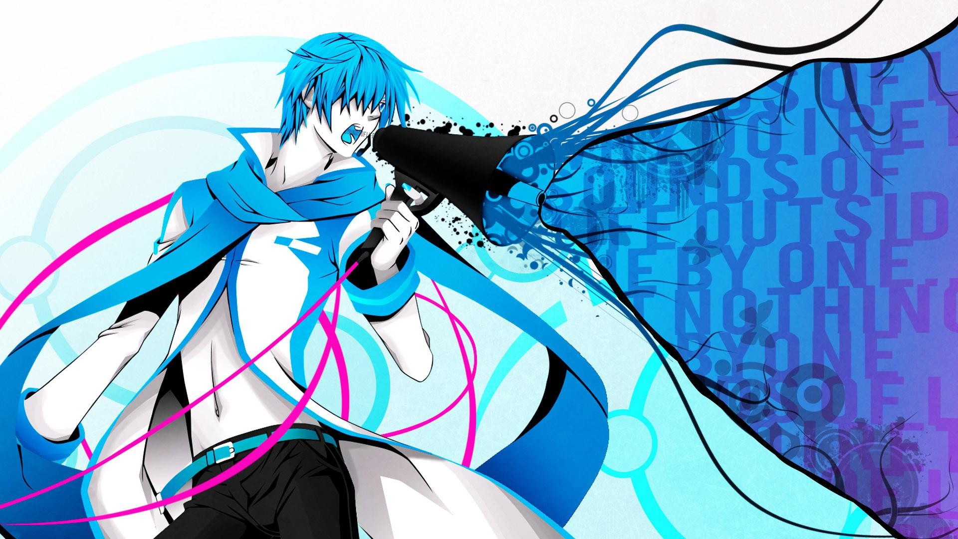 Vocaloid Kaito Wallpaper (70+ images)Vocaloid Kaito