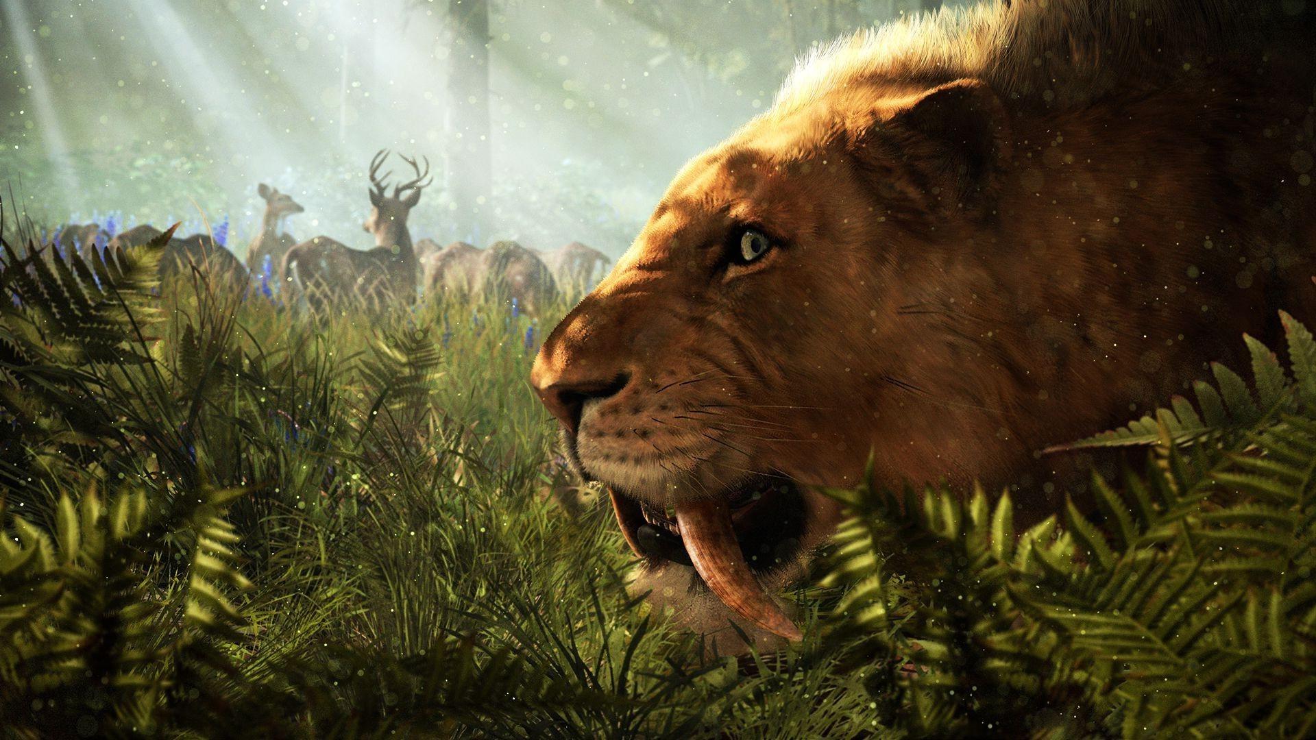 Far Cry Primal Artwork Video Games Wallpapers Hd: Far Cry Primal Wallpapers (85+ Images