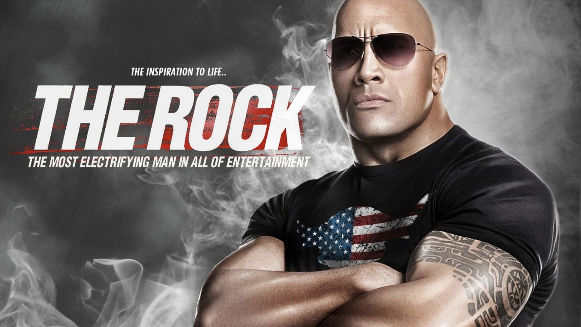 Images Of The Rock Wwe: WWE Wallpaper 2018 (60+ Images