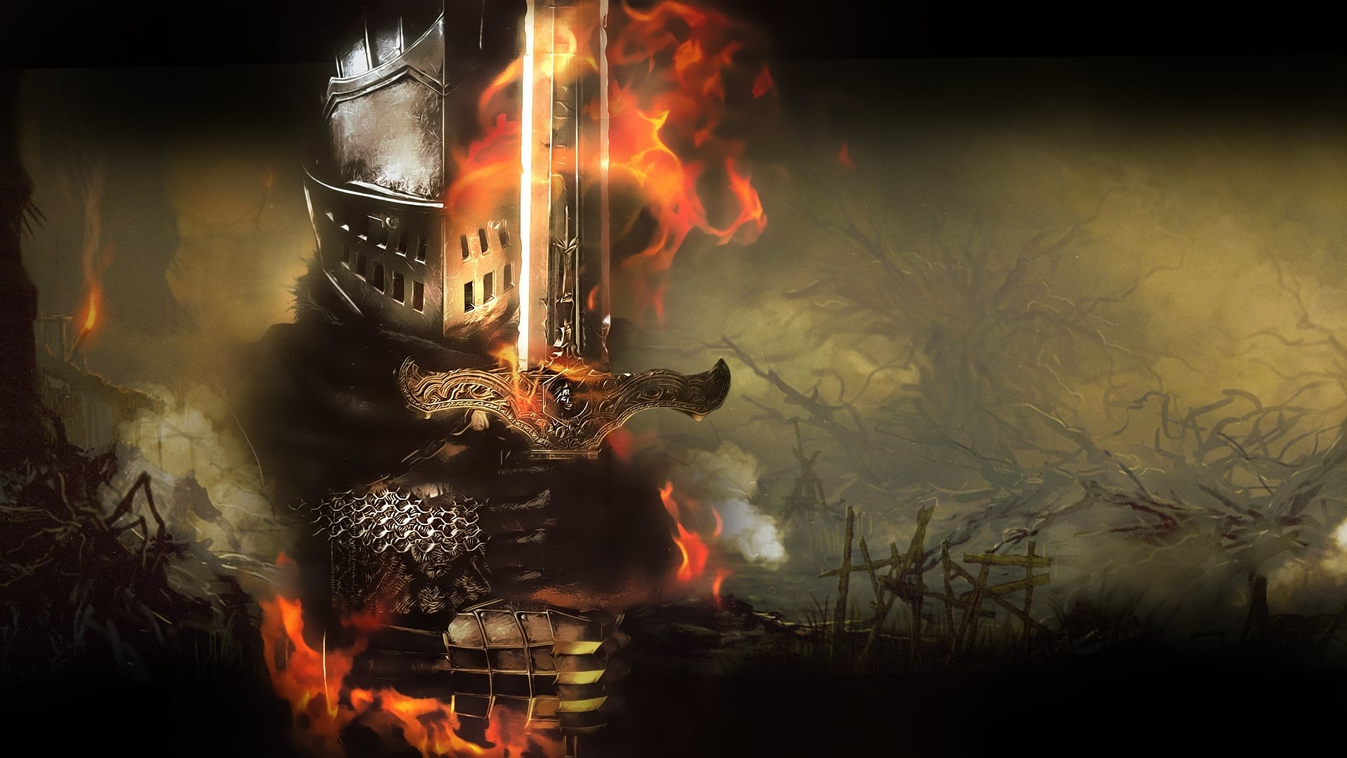 1920x1080 dark souls wallpaper android #93716
