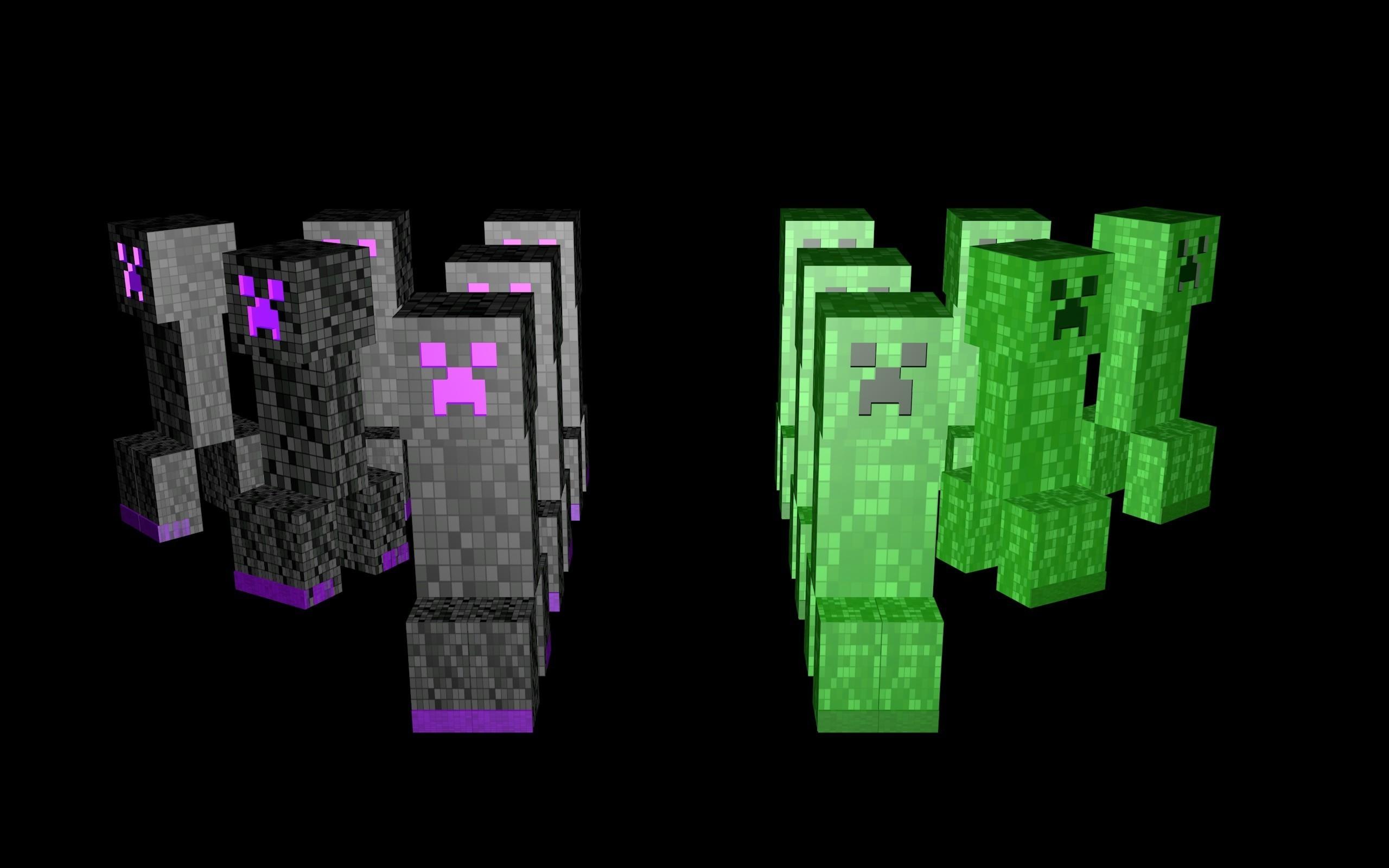 Minecraft Desktop Background (78+ Images