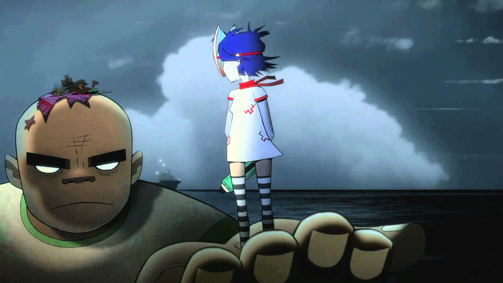 Gorillaz Wallpaper Plastic Beach 62 Images