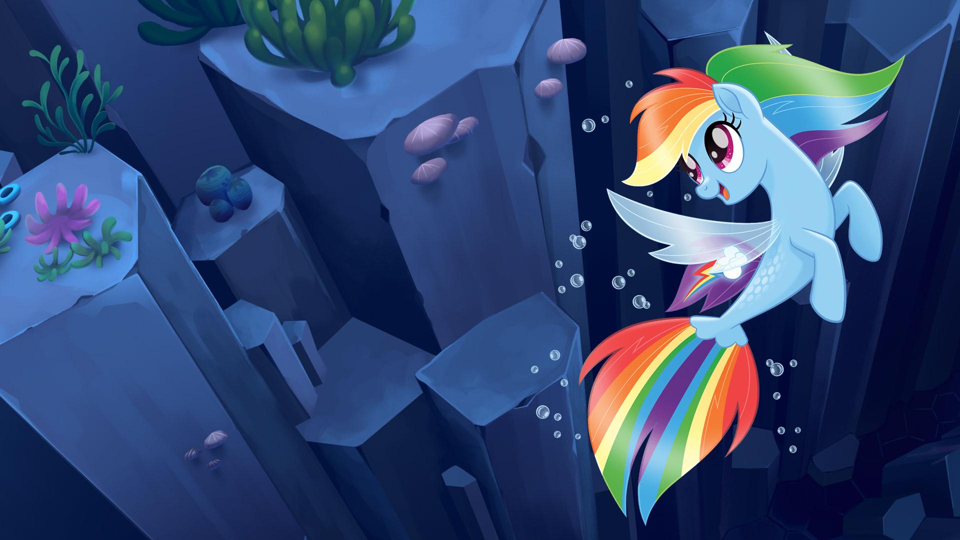 my little pony rainbow dash wallpaper (82+ images)