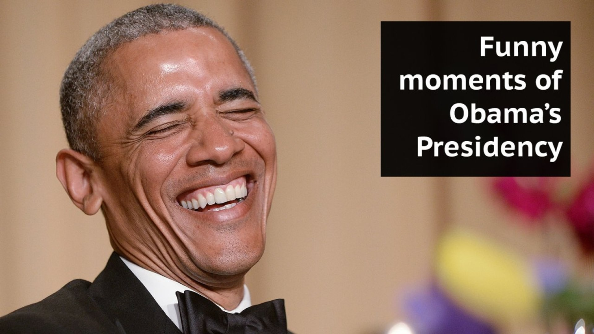 1920x1080 Barack Obama's funniest moments