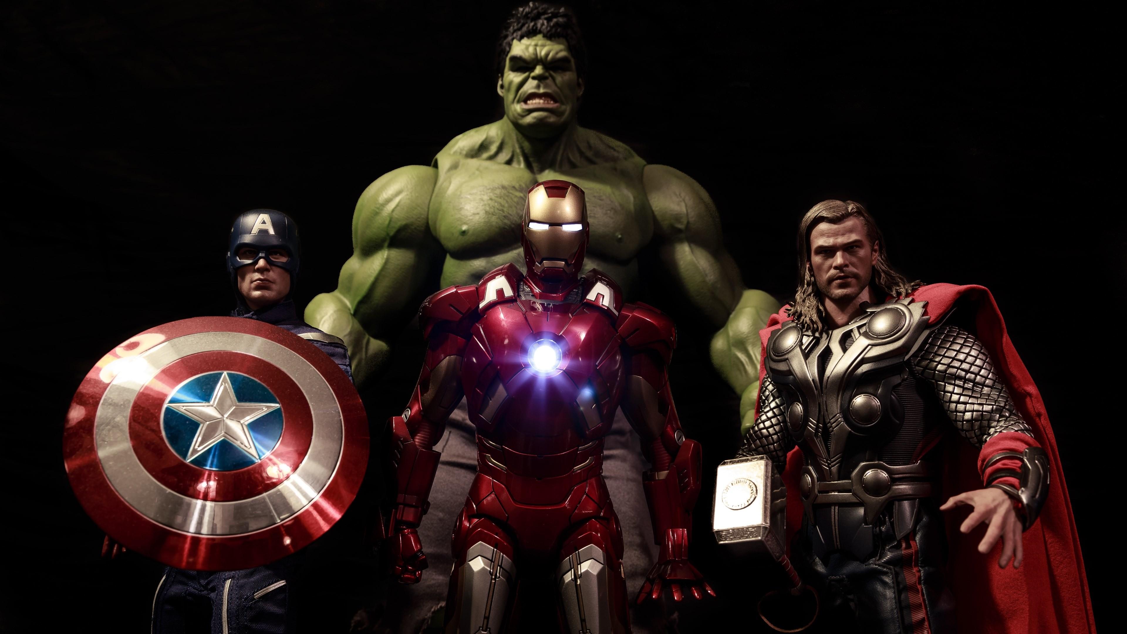 Avengers Wallpaper: Avengers 4K Wallpaper (53+ Images
