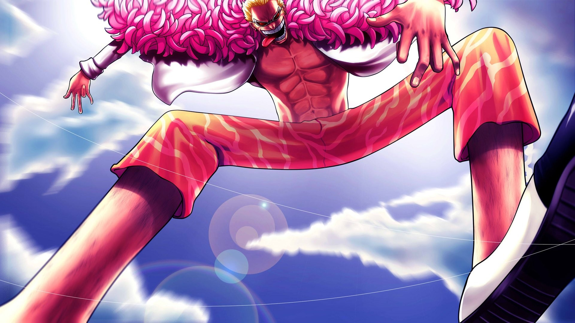 One Piece Doflamingo Wallpaper 74 Images