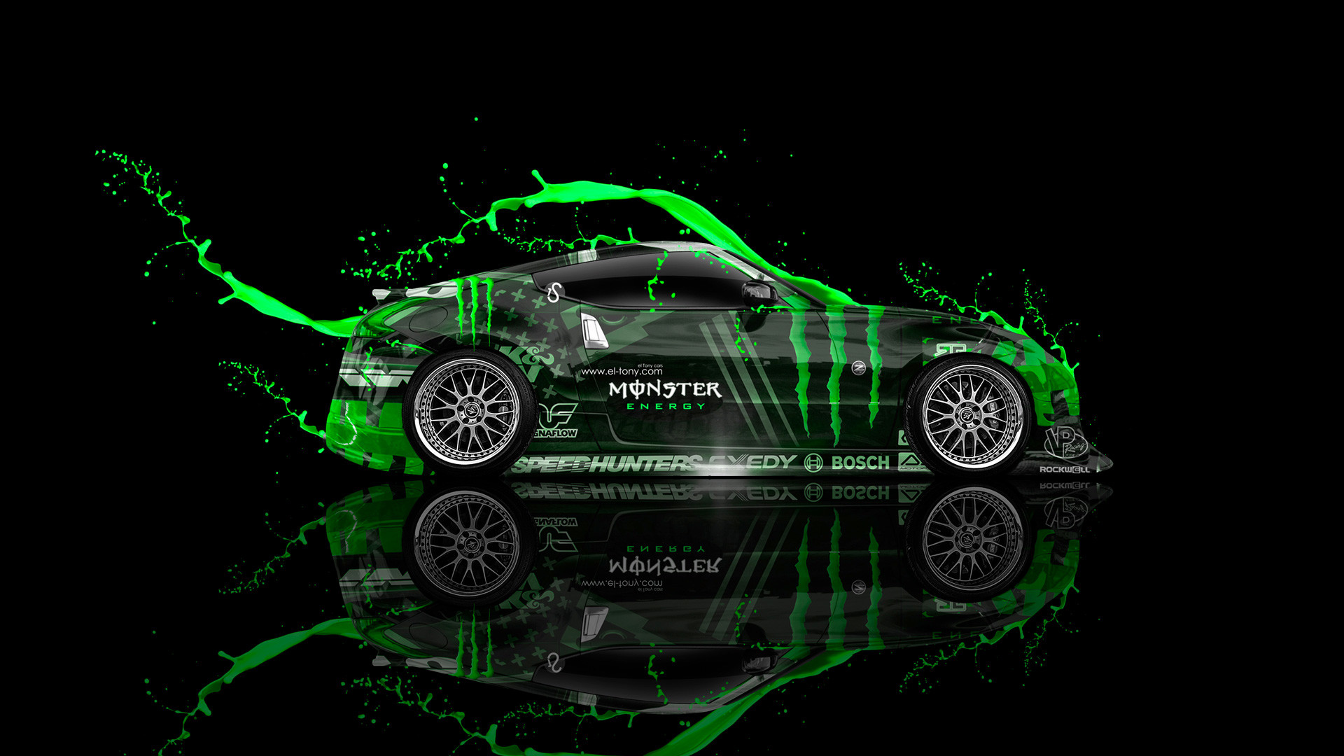 F1 Car Monster Energy Wallpaper Hd: Monster Energy Wallpaper 2018 HD (79+ Images