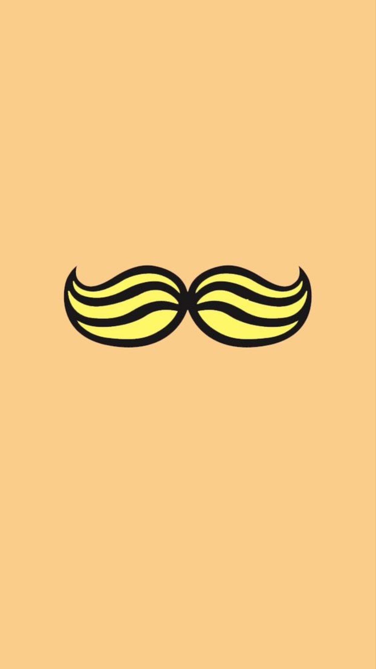 1242x2208 Awesome Mustache Wallpapers for Phones and Walls Mens Stylists