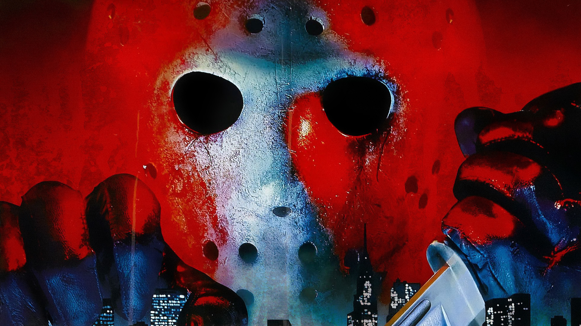 1920x1080  HD Quality Wallpaper | Collection: Movie, Jason Lives: Friday The  13th Part
