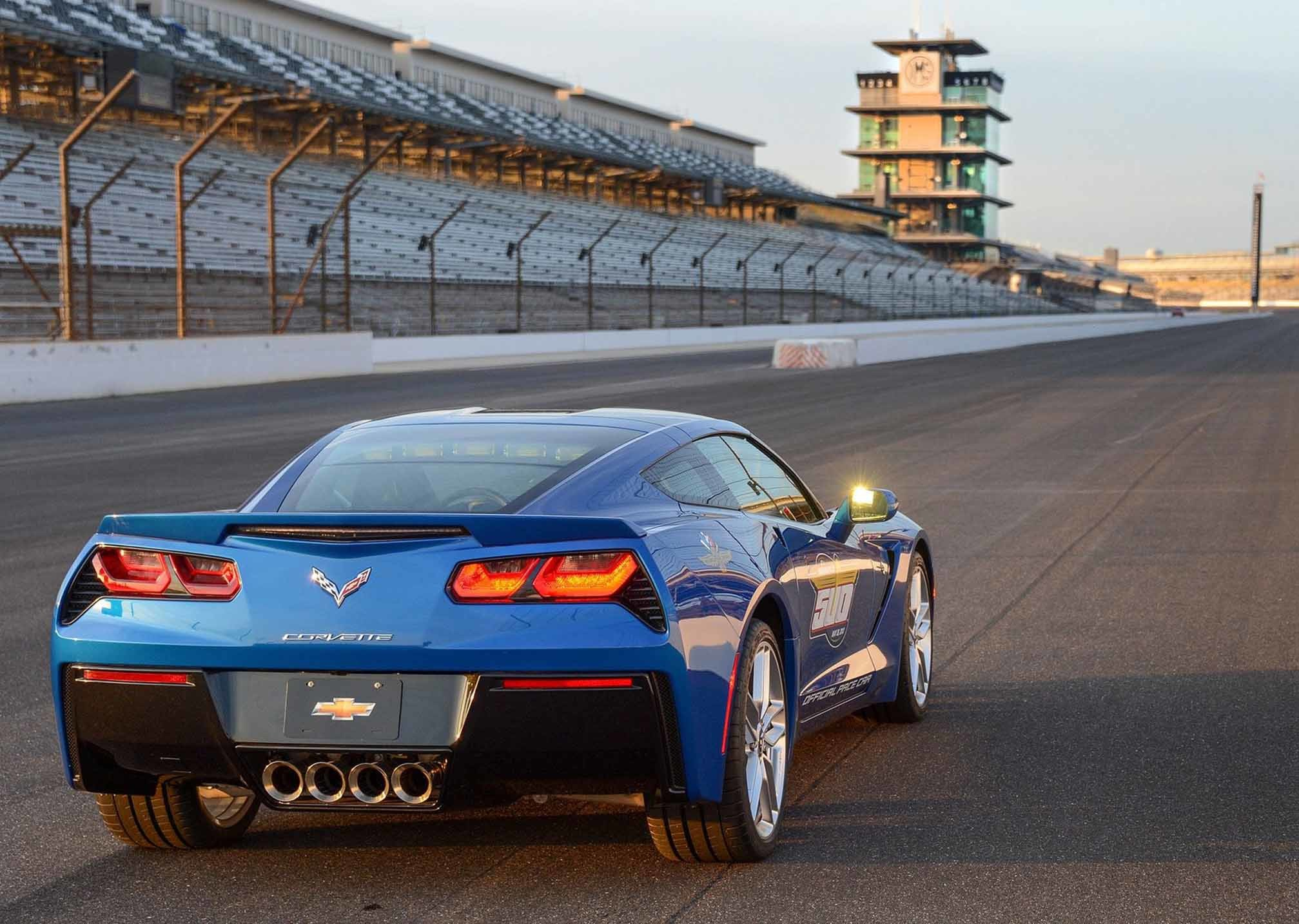 2015x1433 2014 Chevrolet Corvette Stingray Indy 500 Pace Car Wallpaper HD #2 .