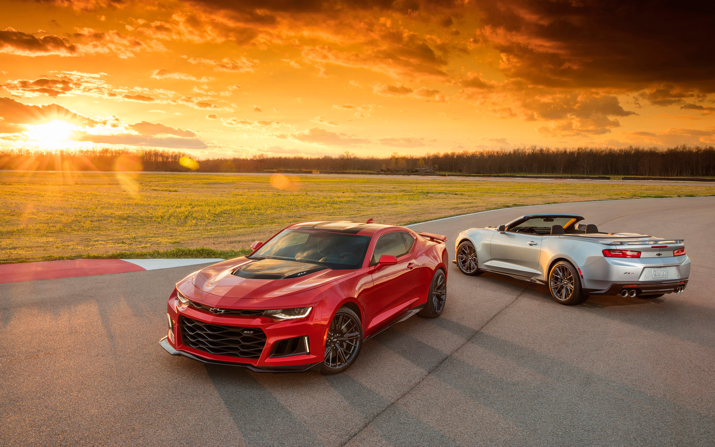 2880x1800 Topic: 2017 Chevrolet Camaro convertible debuts at New York Auto Show