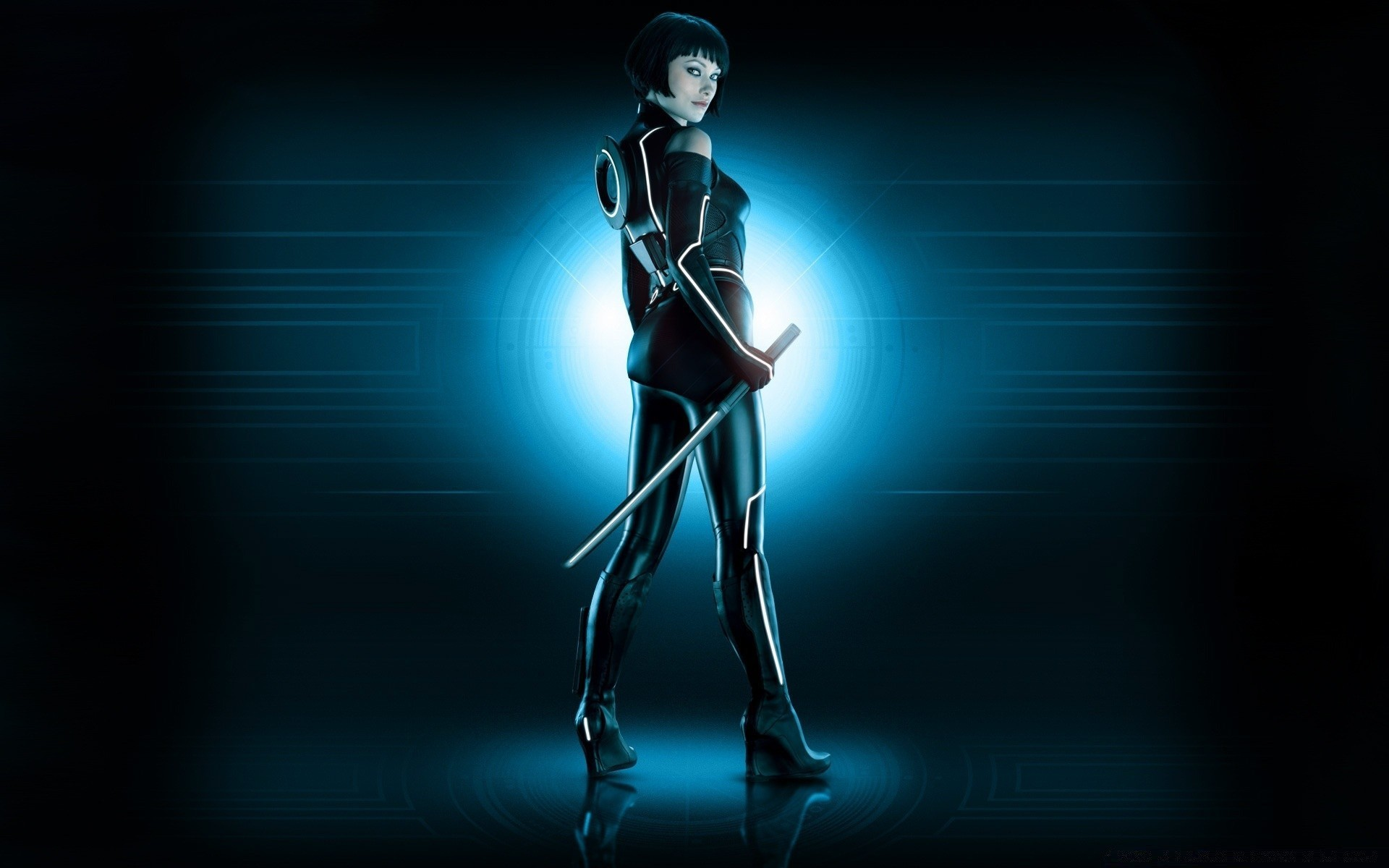 1920x1200 Tron legacy anatomy science body biology woman medicine man silhouette HD  wallpaper. Android wallpapers for free.